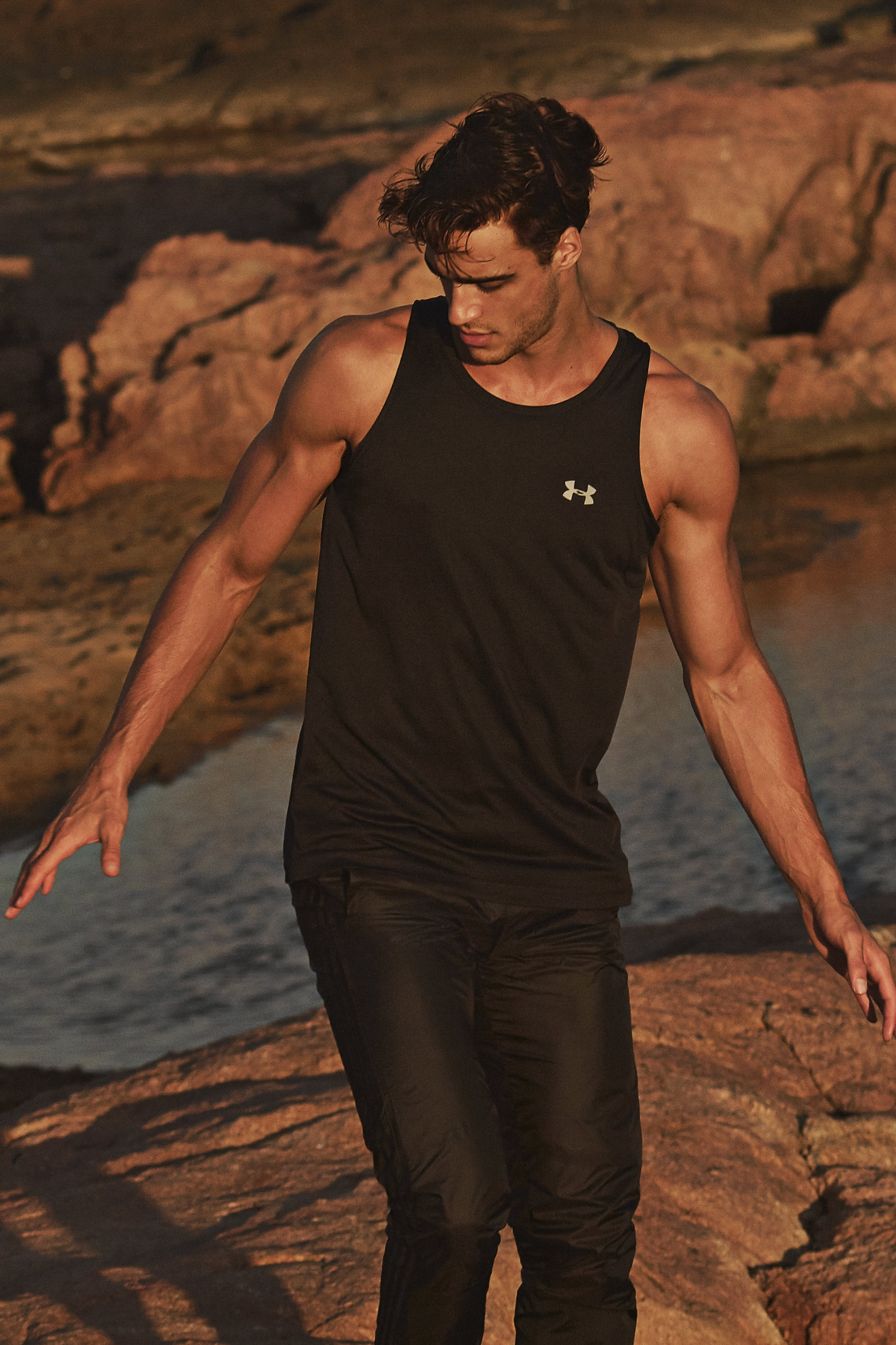 Imanol - photography Lucas Riccistyling Gaston Olmosmodel Imanol @ Montevideo Models#StarkMag