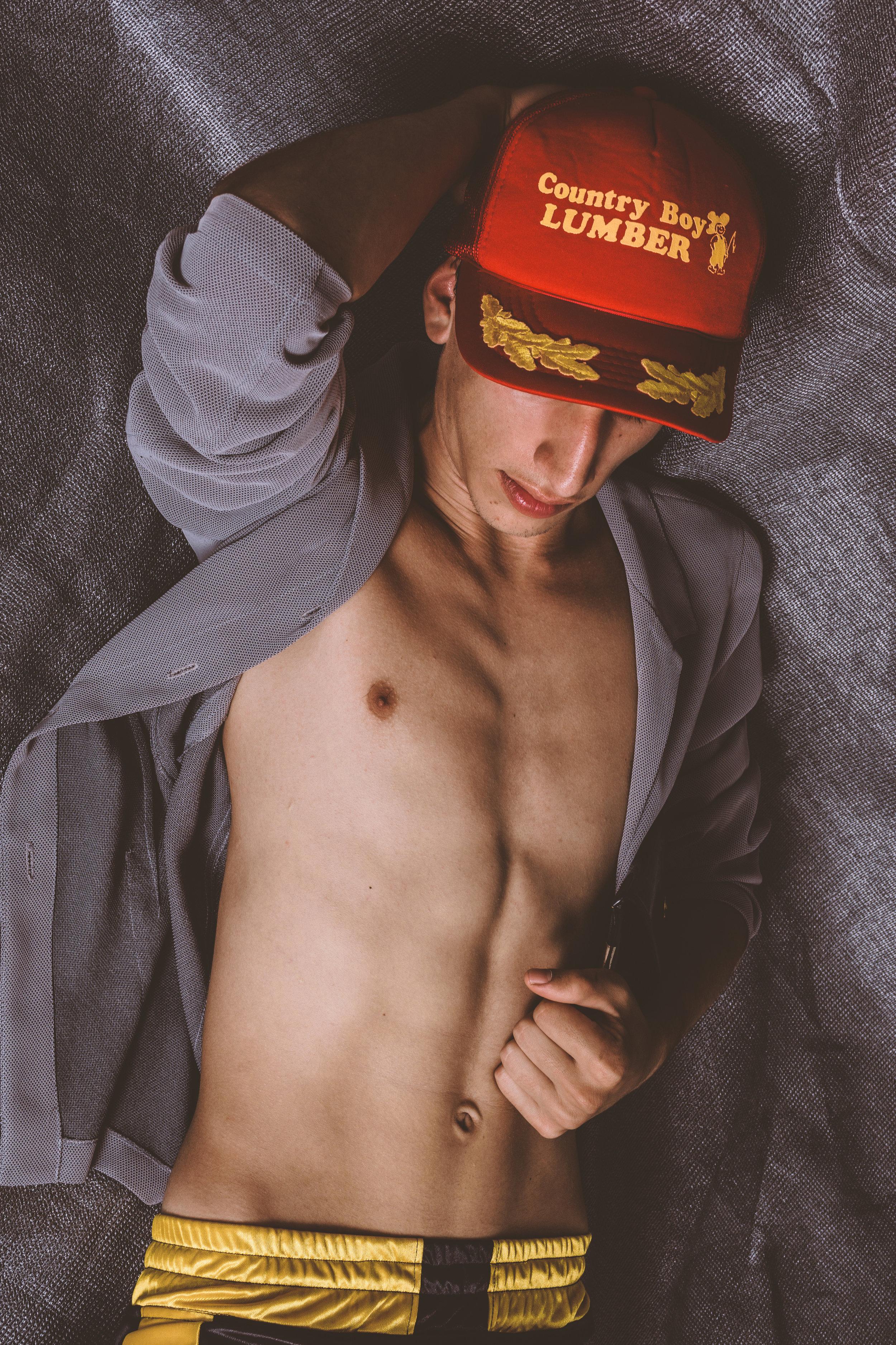 Red Leon by Jo Herrera