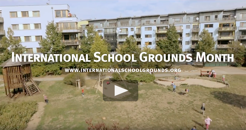 We just released a new video about International School Grounds Month! We invite you to share it with your local schools!