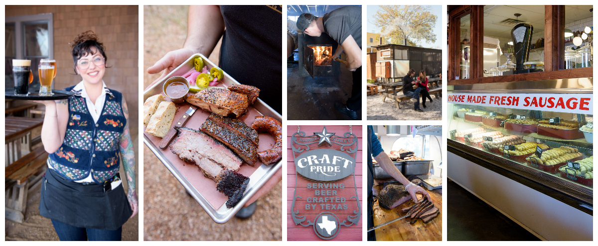 Austin Beer and BBQ