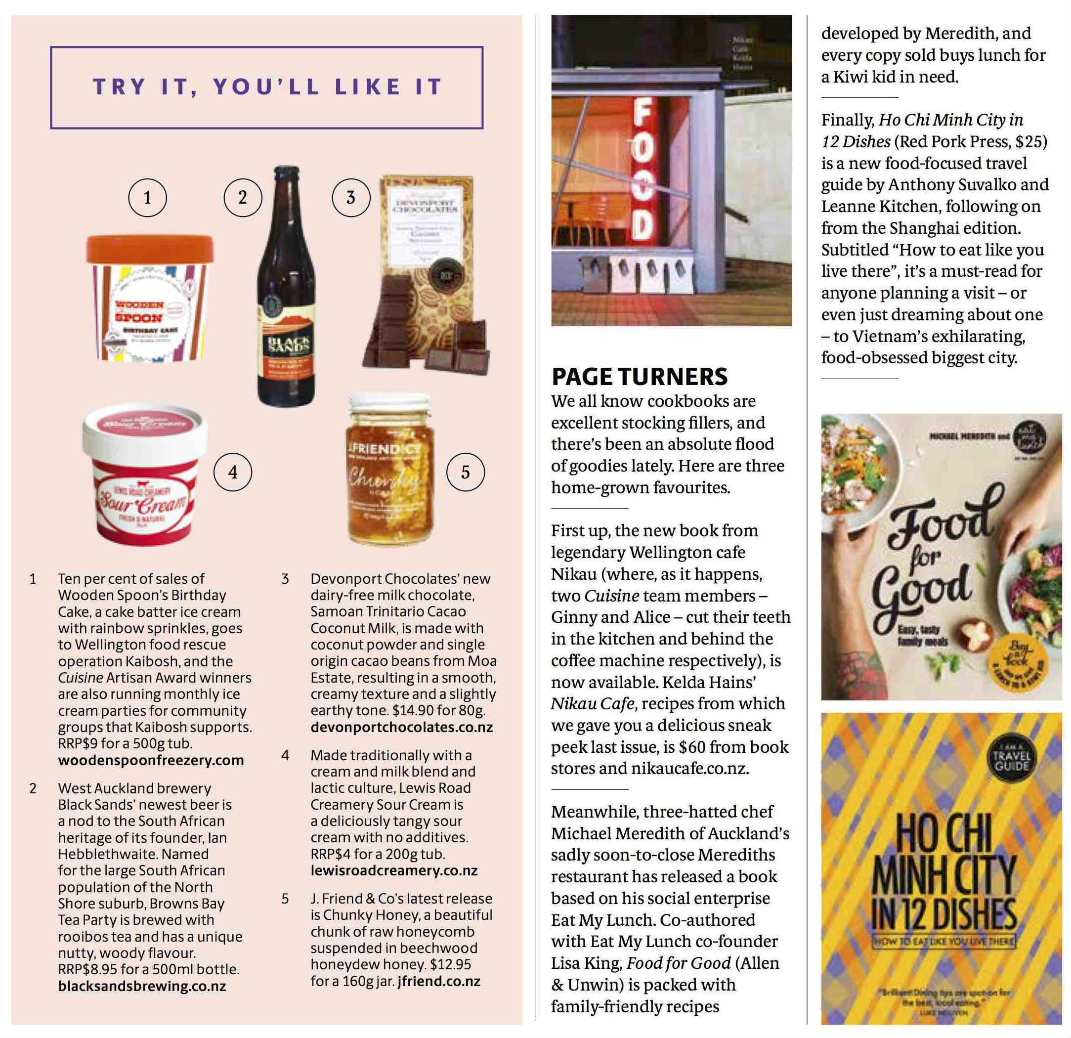 Cuisine Magazine - HCMC12