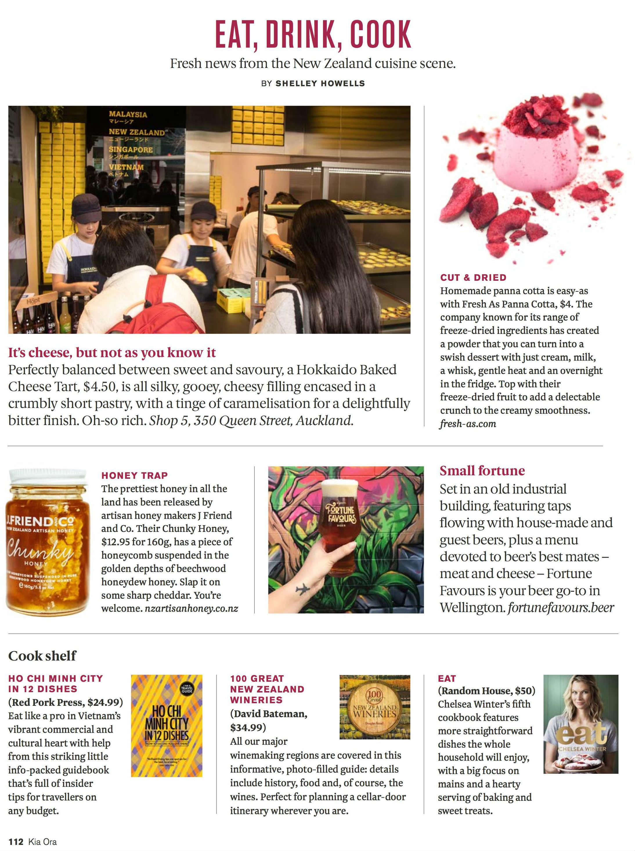 KiaOra Magazine