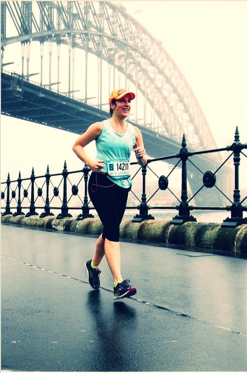Sydney marathon 2015