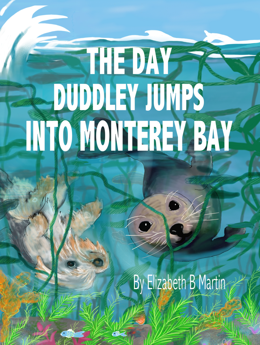 Elizabeth Martin Duddley Monterey Bay Cover