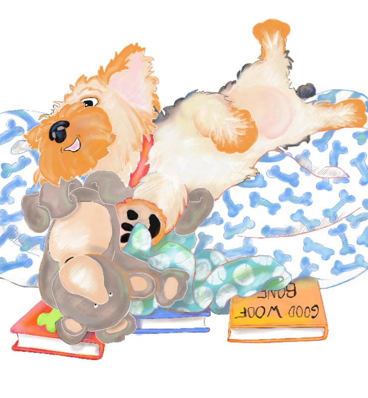Illustration by Elizabeth B. Martin