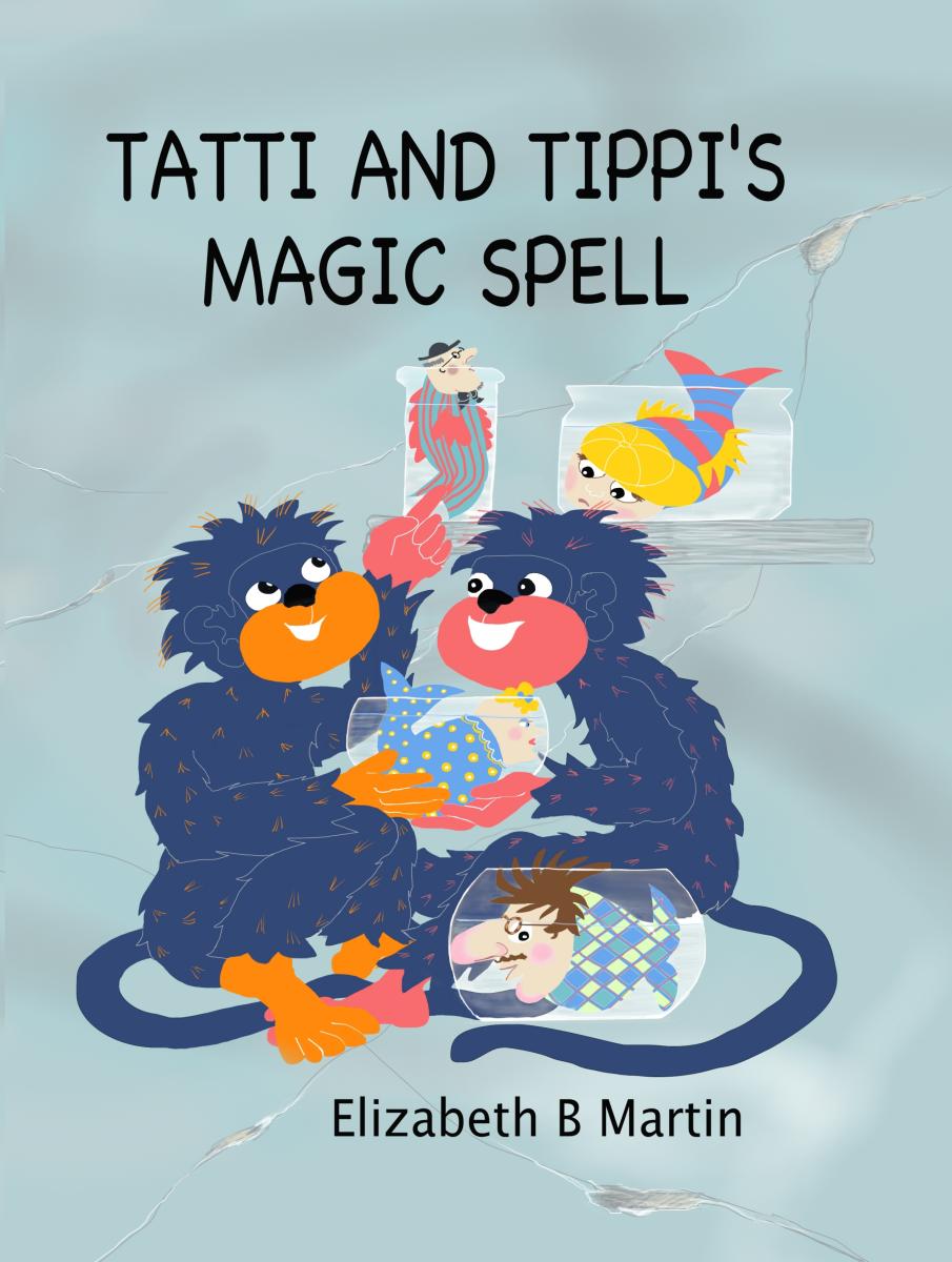 Elizabeth Martin Tatti and Tippi Cover