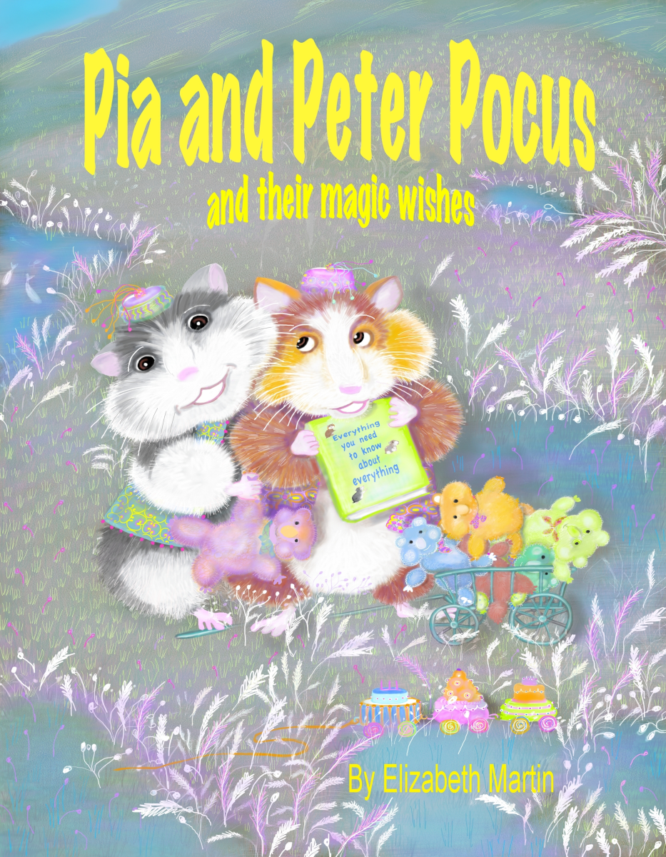 Peter and Pia Pocus cover