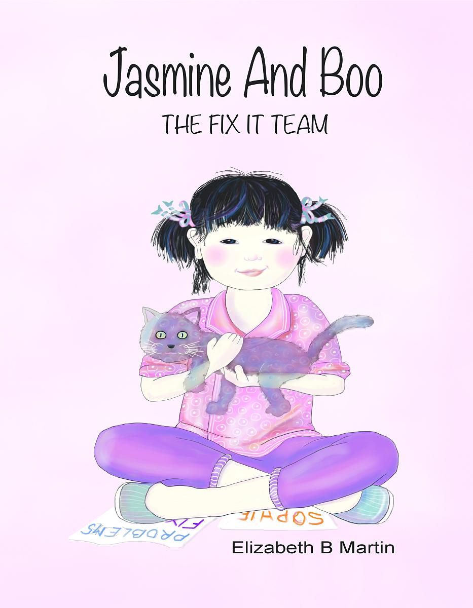 Jasmine Fix It Cover