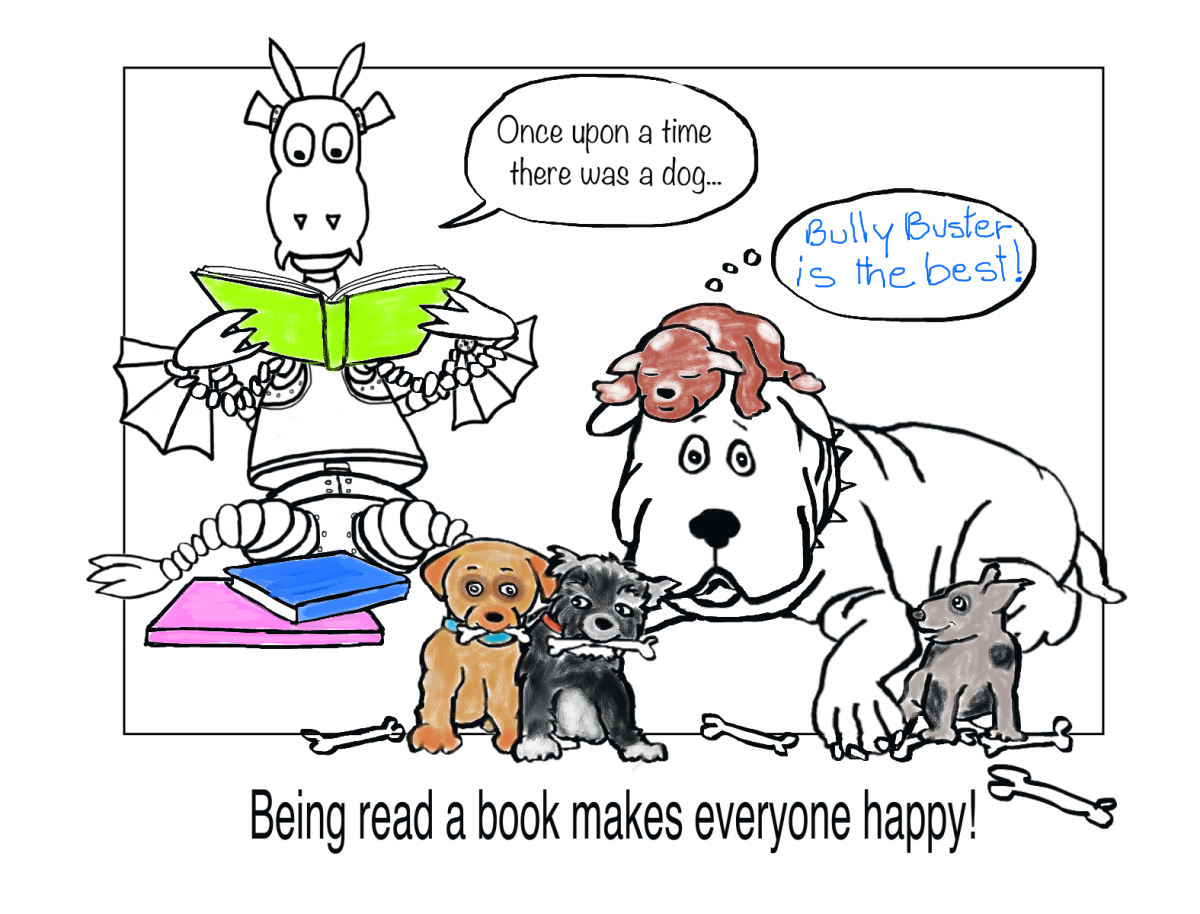 Page 3 of Bully Buster and The Puppies