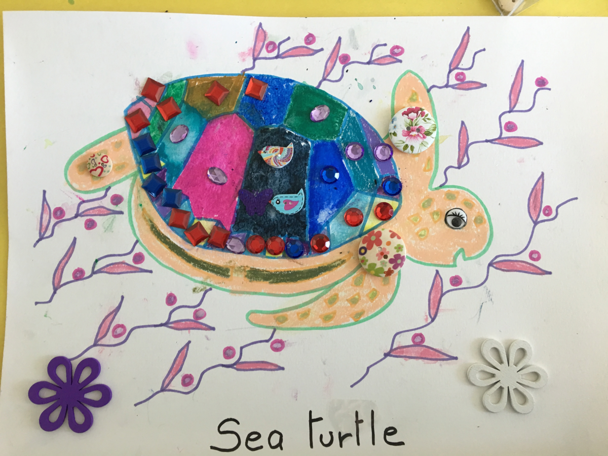 Copy of Copy of Sea Turtle Craft