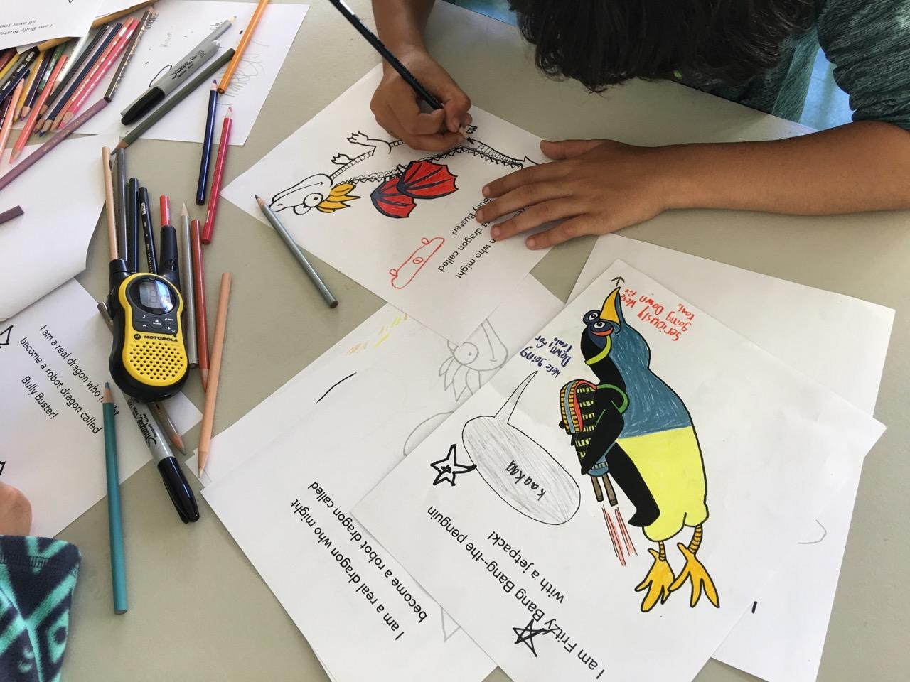 TelHi Cartooning 16