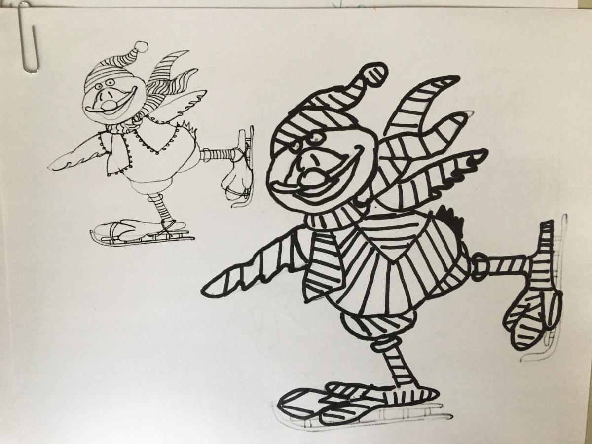 TelHi Cartooning 24