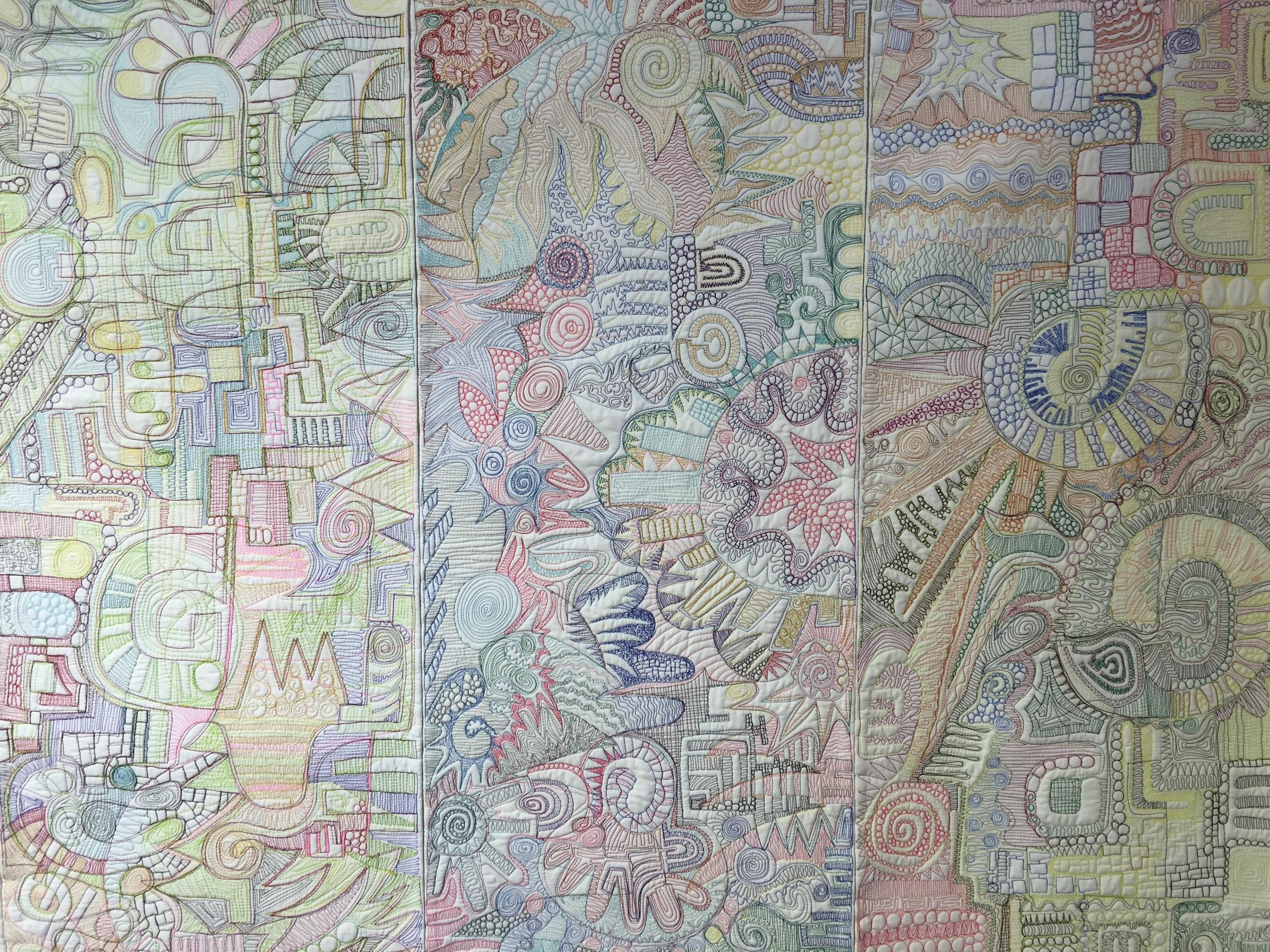 Cecile Trentini's Circonvolutions Series