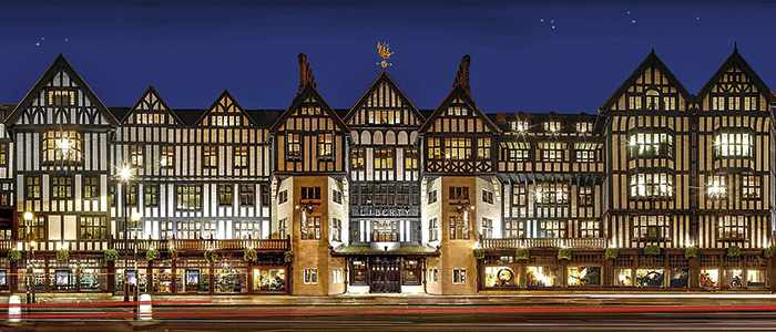 Exterior view of Liberty on Great Malborough