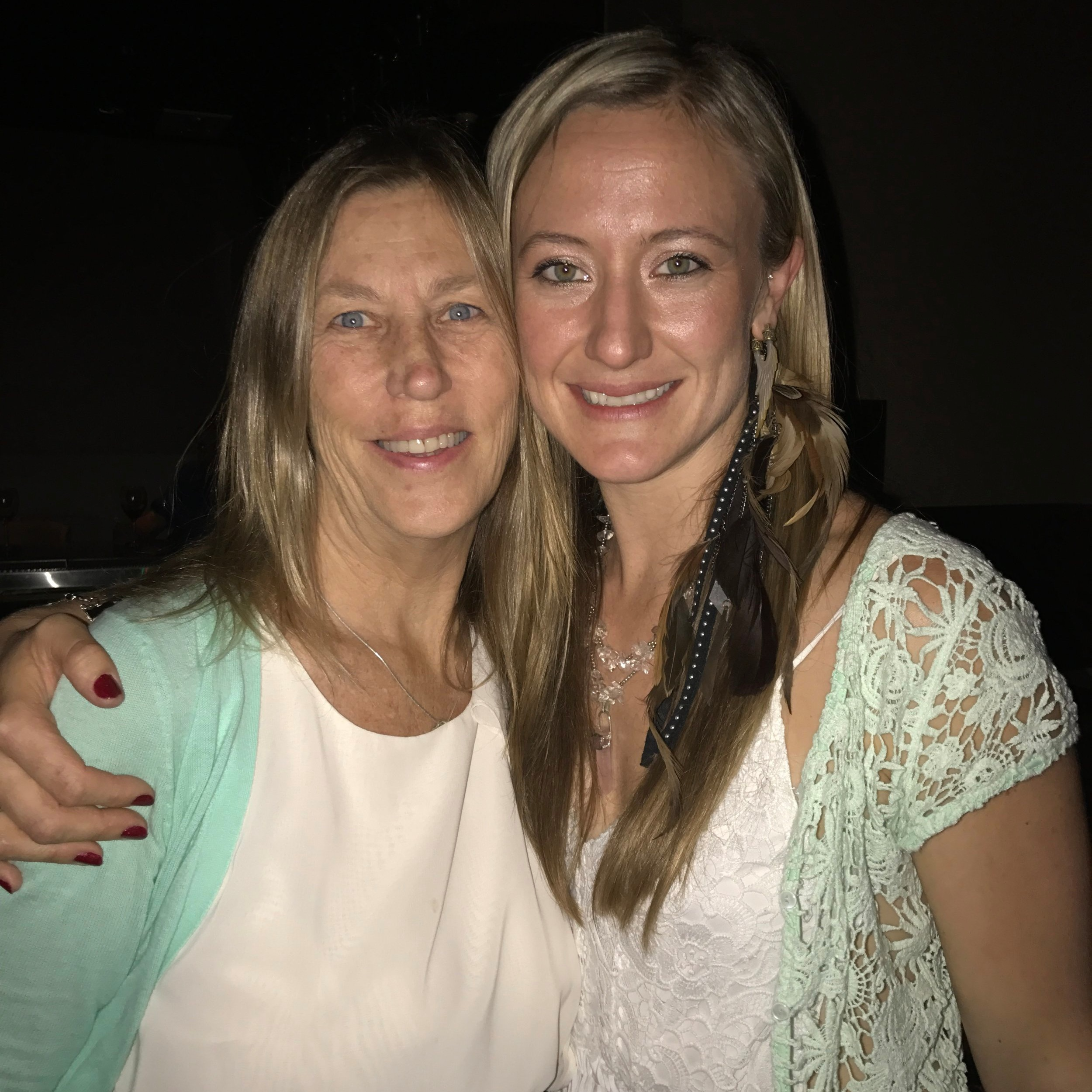 MOM &BESTFRIEND - Kristianne's mom is the most amazing woman anyone will ever know. Creating and caring for so many, her mom shines unbounded heart centered compassion in everything she does; thus, a vision for a better planet and community was the foundation of Krisitanne's family ETHICS.