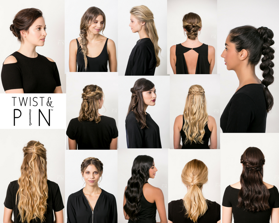 Favorites from past seasons! - all hairstyles are inspired from runway shows