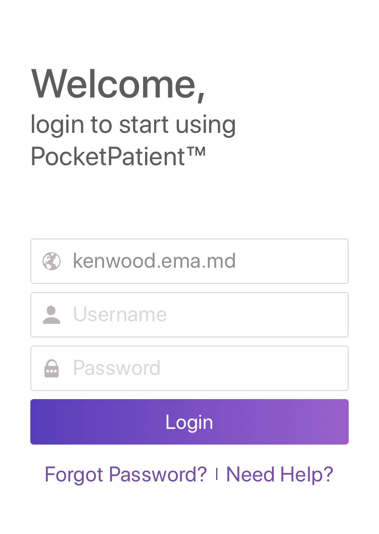 PatientPocket log in.jpeg