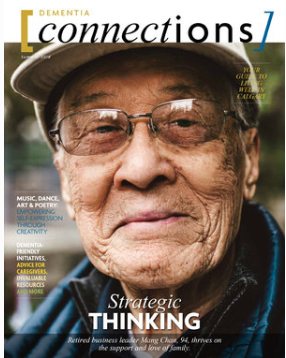 The summer edition of Dementia Connections is out! Click  HERE