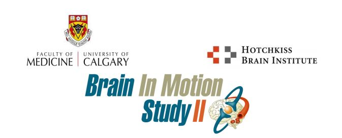 The Brain In Motion II Study is examining the relationship between exercise, cerebral blood flow, and cognition in older adults who are at increased risk of Alzheimer's Disease and related dementias and the role that exercise might play in the prevention of cognitive decline.  We are looking for 264 individuals to volunteer in an 18-month randomized controlled trial, which includes either a six-month aerobic exercise program, or a six-month stretch and strength program.  All parking expenses, as well as access and supervised training at the Fitness Centre will be covered by the study.  We are looking for:  - Men and women  - Ages 50 to 80  Who have one or more of the following:  - history of hypertension  - history of diabetes mellitus  - obesity  - elevated cholesterol  - past history of coronary artery disease  - a first-degree relative (parent, sibling or child) diagnosed with a dementia like Alzheimer disease  - current smoker  For more information, please contact the study coordinator at 403.210.7315 or by email at bimstudy@ucalgary.ca, or the principal investigator Dr. Marc Poulin at 403.220.8372 or at poulin@ucalgary.ca.  Study Ethics ID# REB16-1199 Aerobic Exercise for older adults at increased Risk of Alzheimer's Disease and Related Dementias (ADRD): Harnessing Translation Physiology