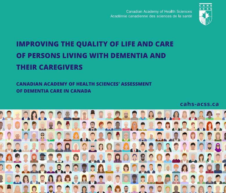 January 2019: Improving the quality of life and care of persons living with dementia and their caregivers