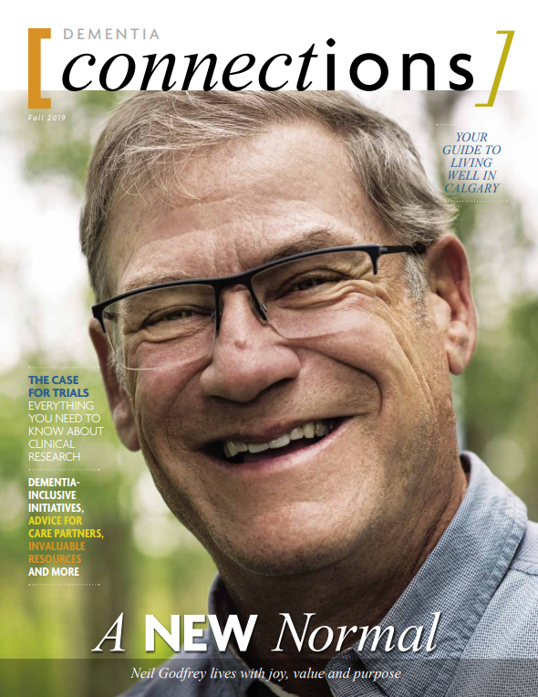 The new issue of Dementia Connections is out!  Click  HERE  to have a look