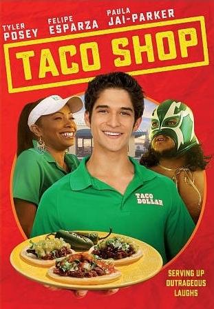 Taco Shop Movie poster