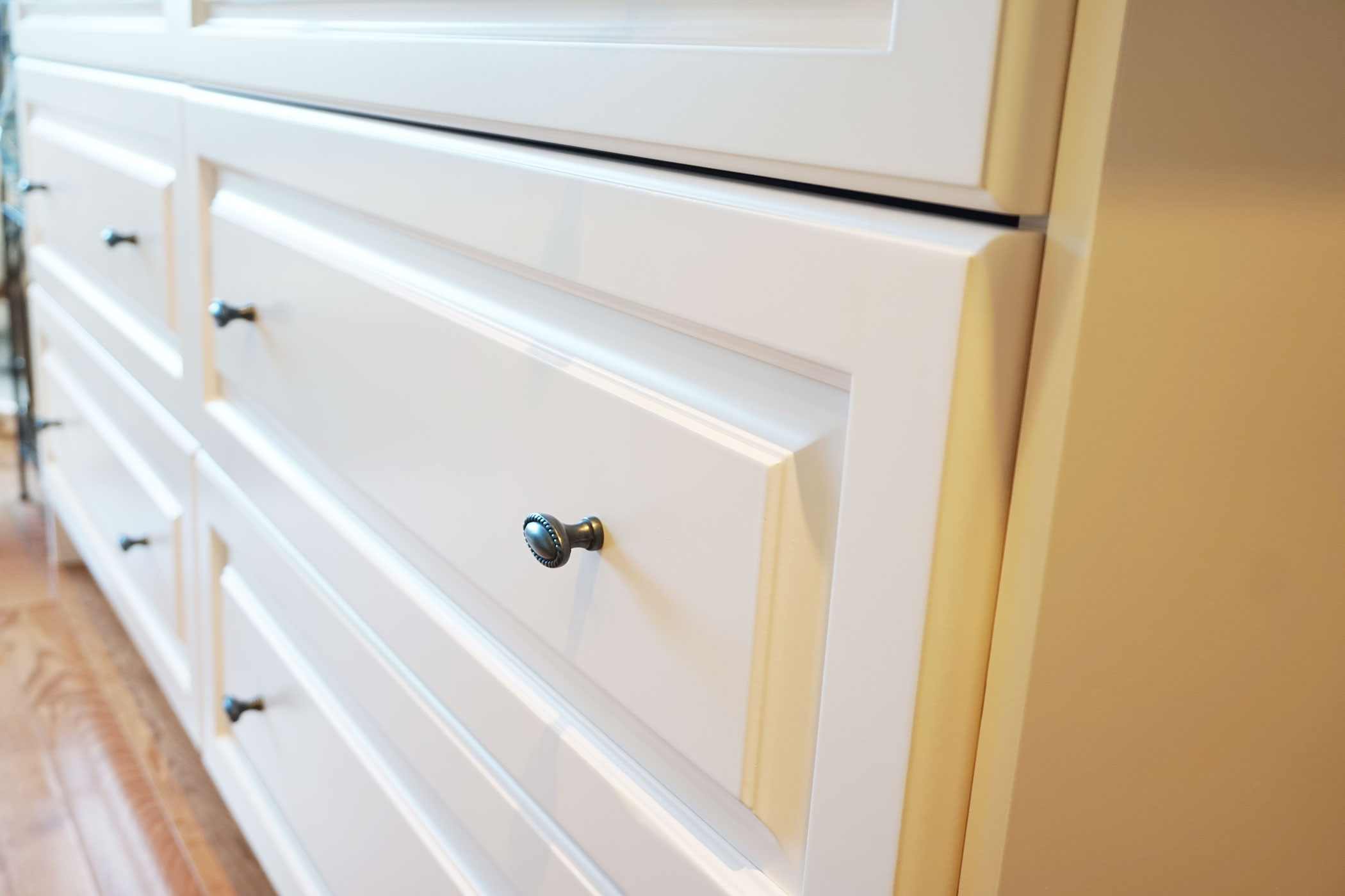 Image of: Kitchen Cabinet Refinishing Painting Mount Albert Harbor Painting Co