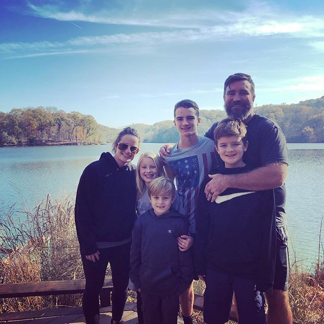 Fall days in Tennessee are heavenly!! My people at Radnor Lake