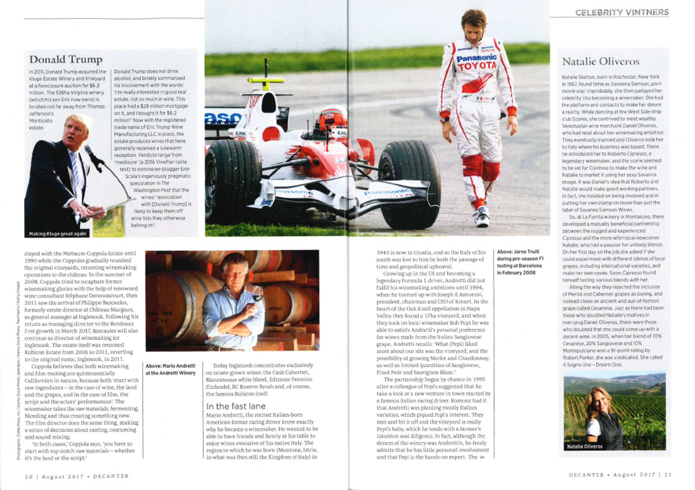 Nick Wise Decanter Magazine 2