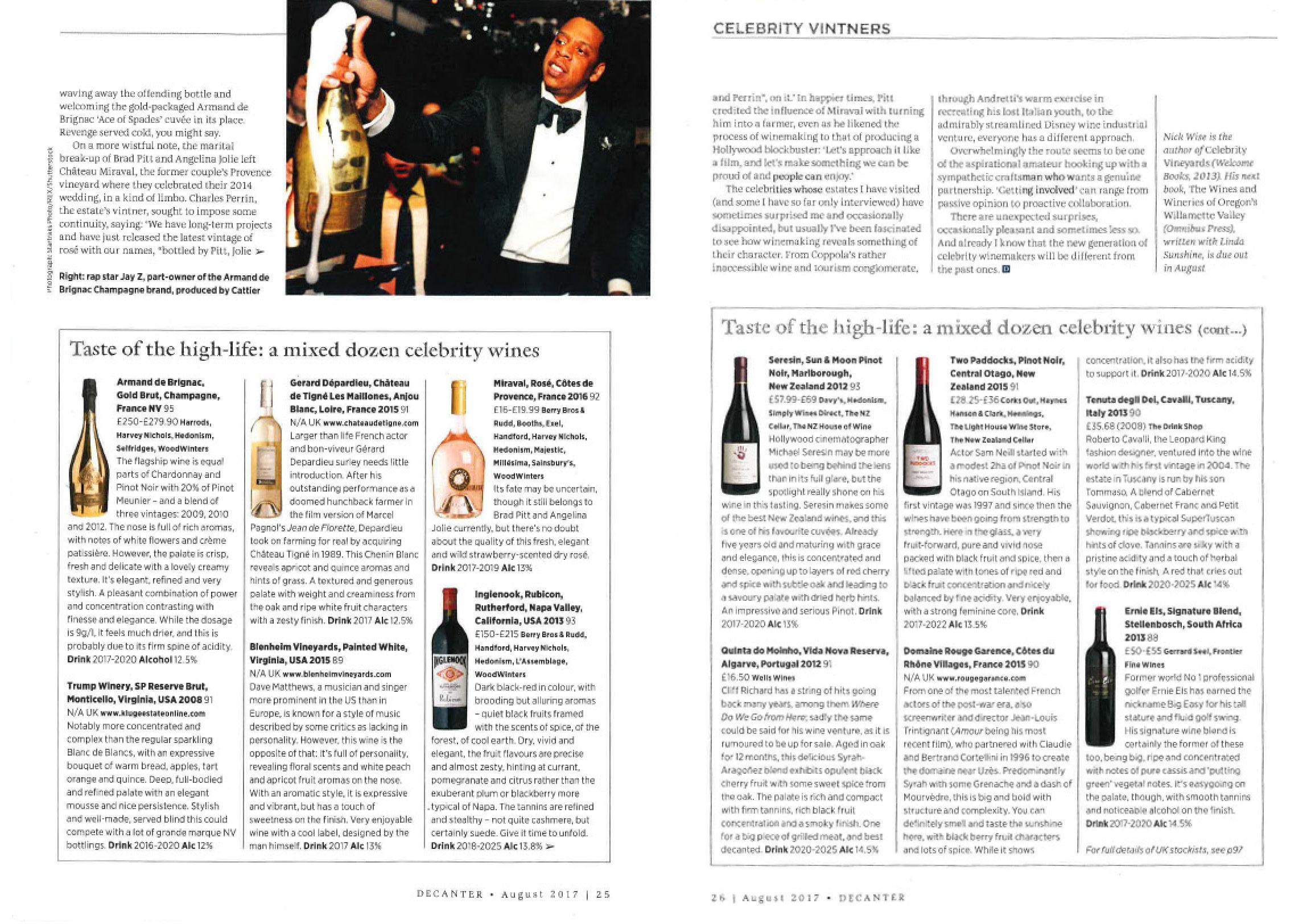 Nick Wise Decanter Magazine 4