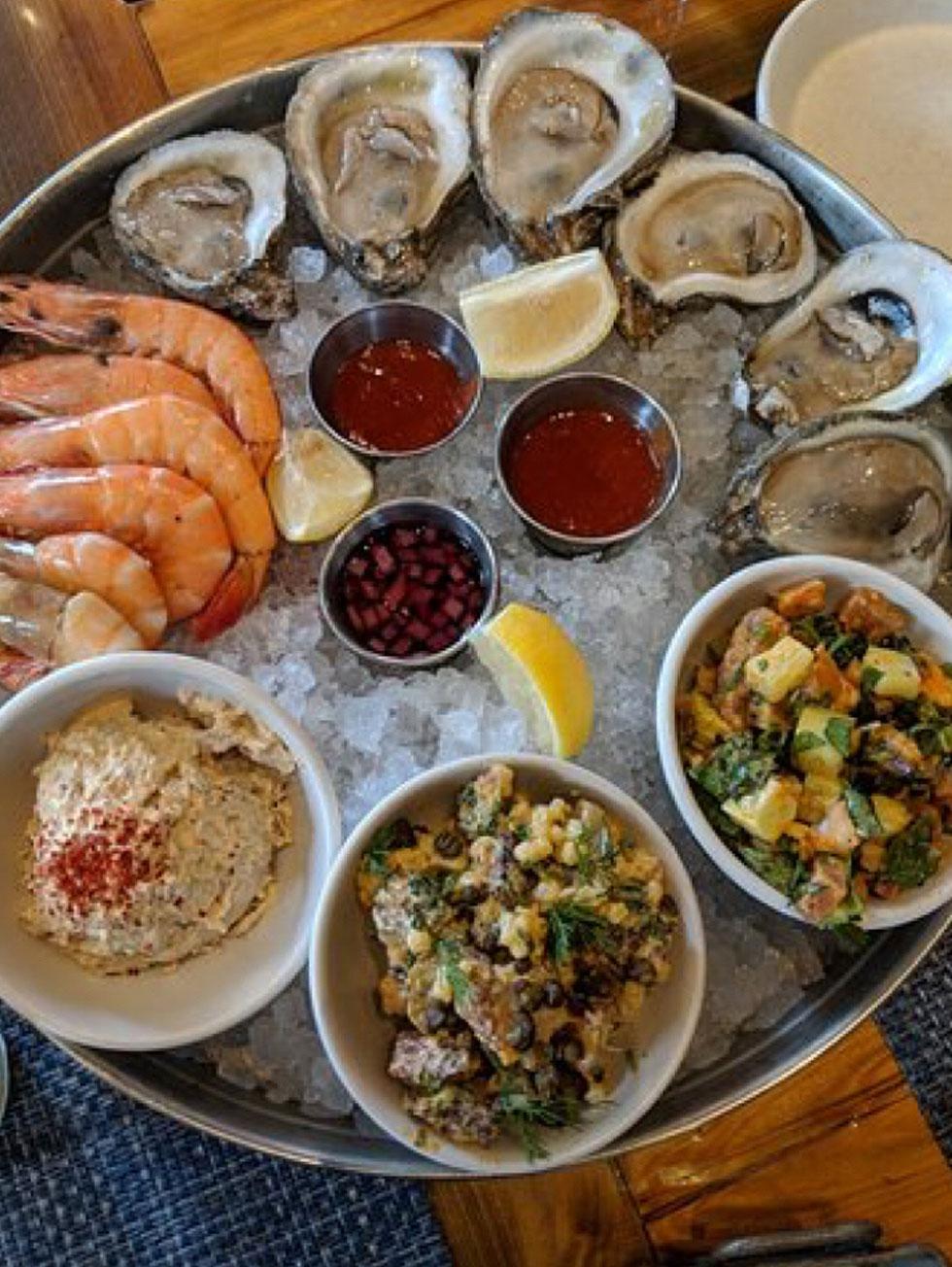 Peche Restaurant New Orleans
