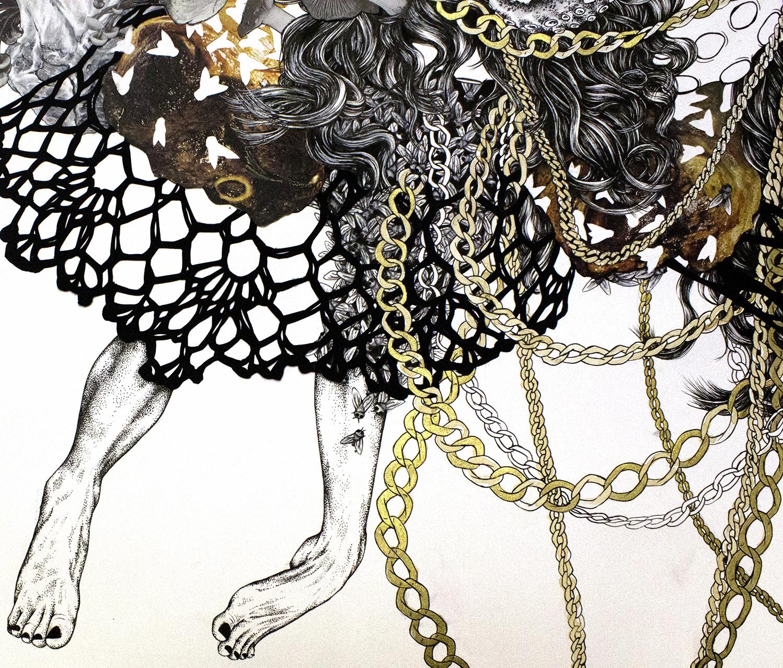 Untitled (9 Chainz) detail