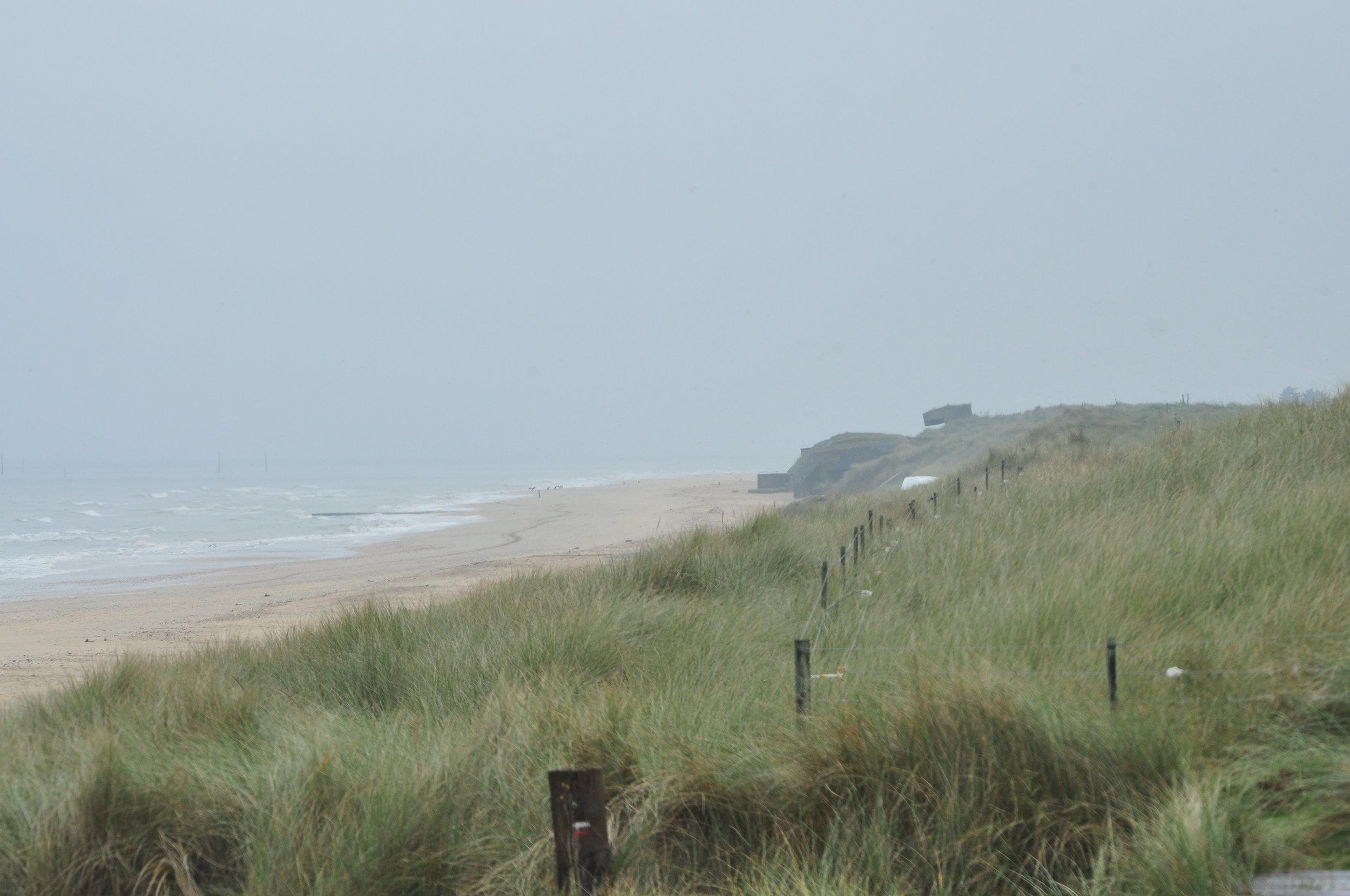 Omaha Beach, D'Day Landing Site