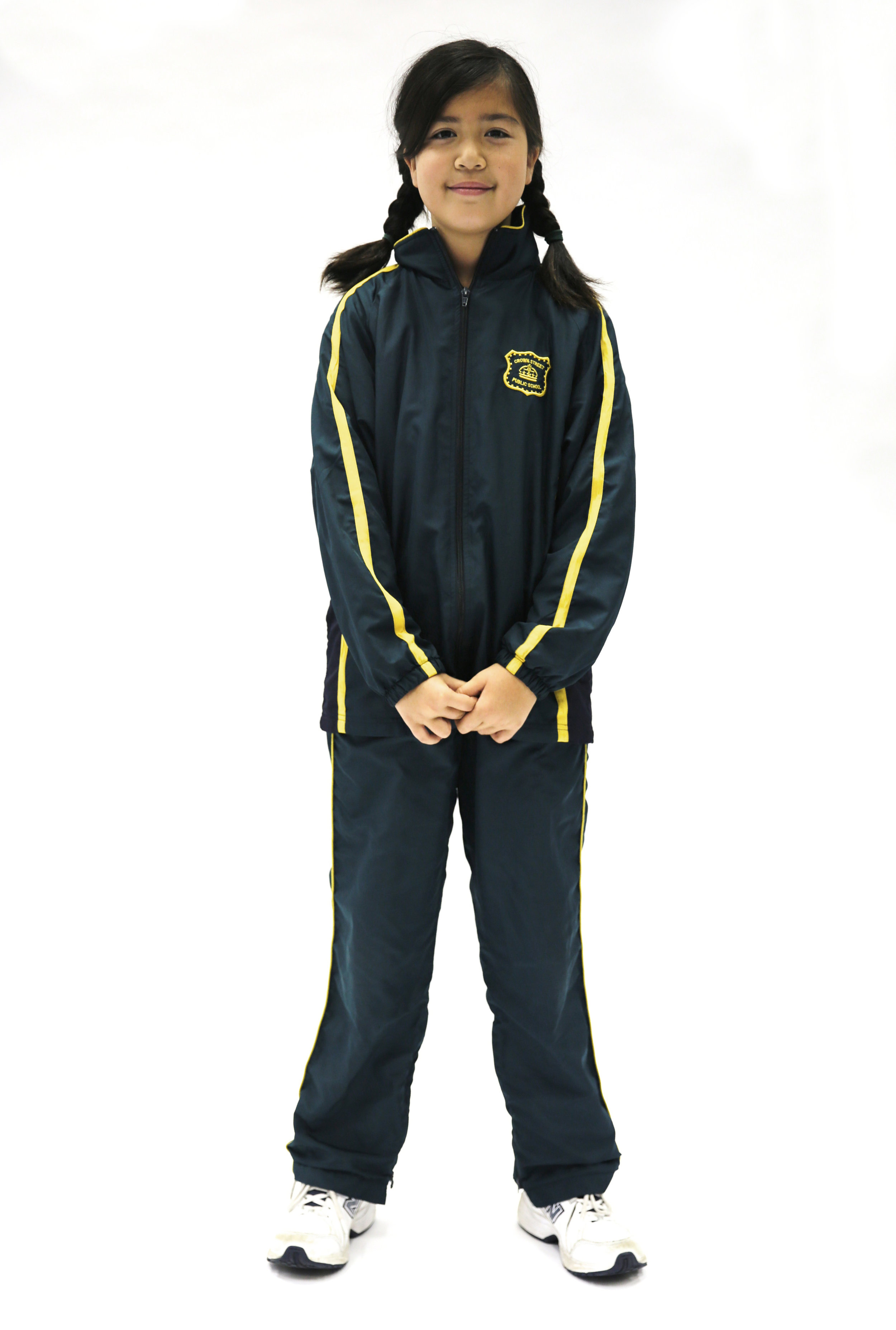 Sports pants, sports jacket - unisex