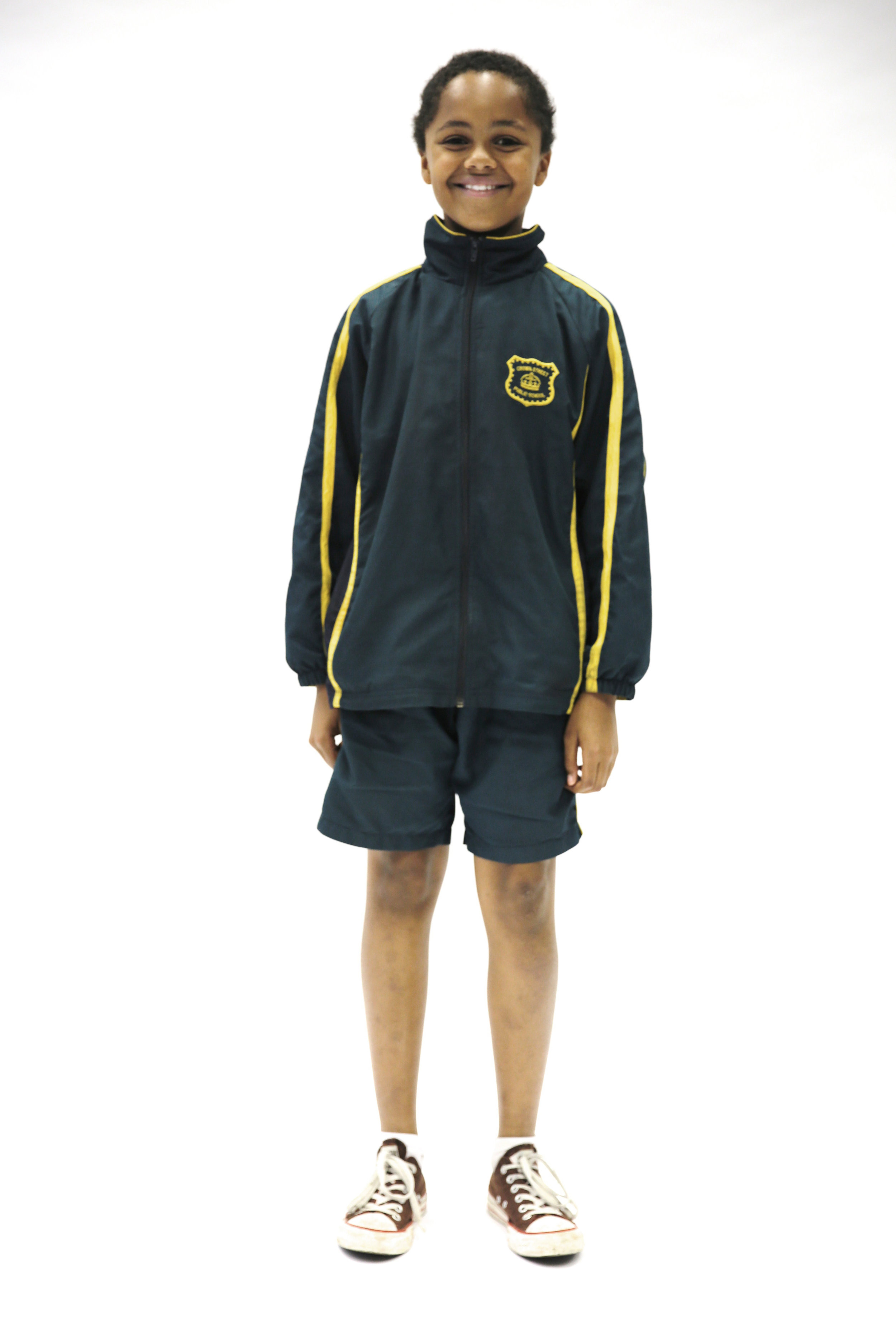 Sports jacket, sports shorts - unisex