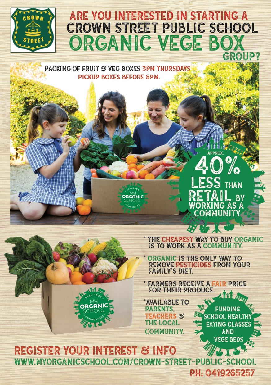 SIGNUP FOR THE CSPS ORGANIC VEGE BOX HERE!