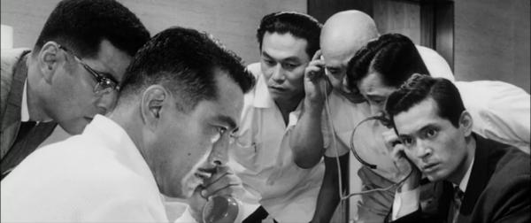 from Kurosawa's  High and Low