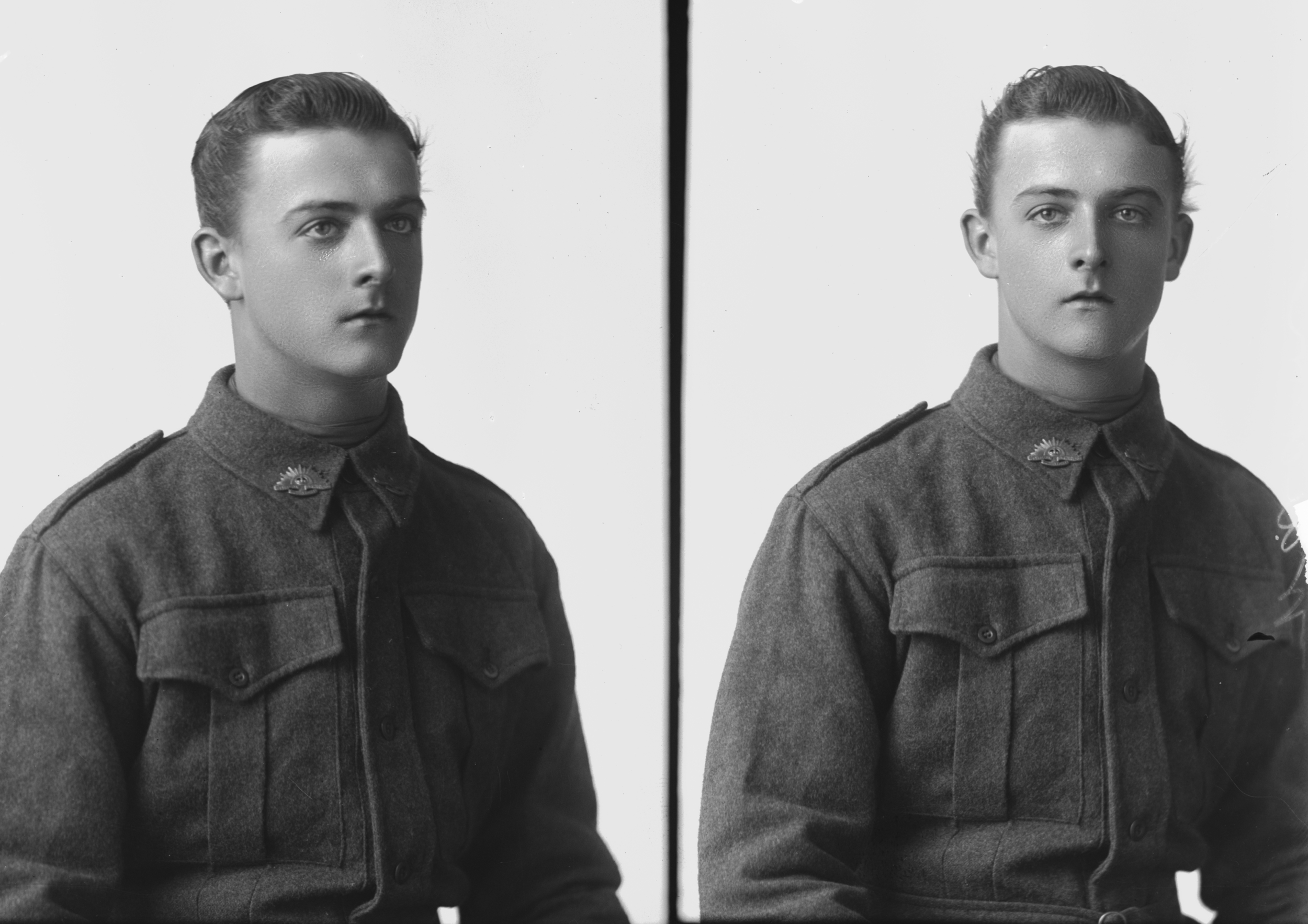 Photographed at the Dease Studio, 117 Barrack Street Perth WA Image courtesy of the State Library of Western Australia: 108003PD