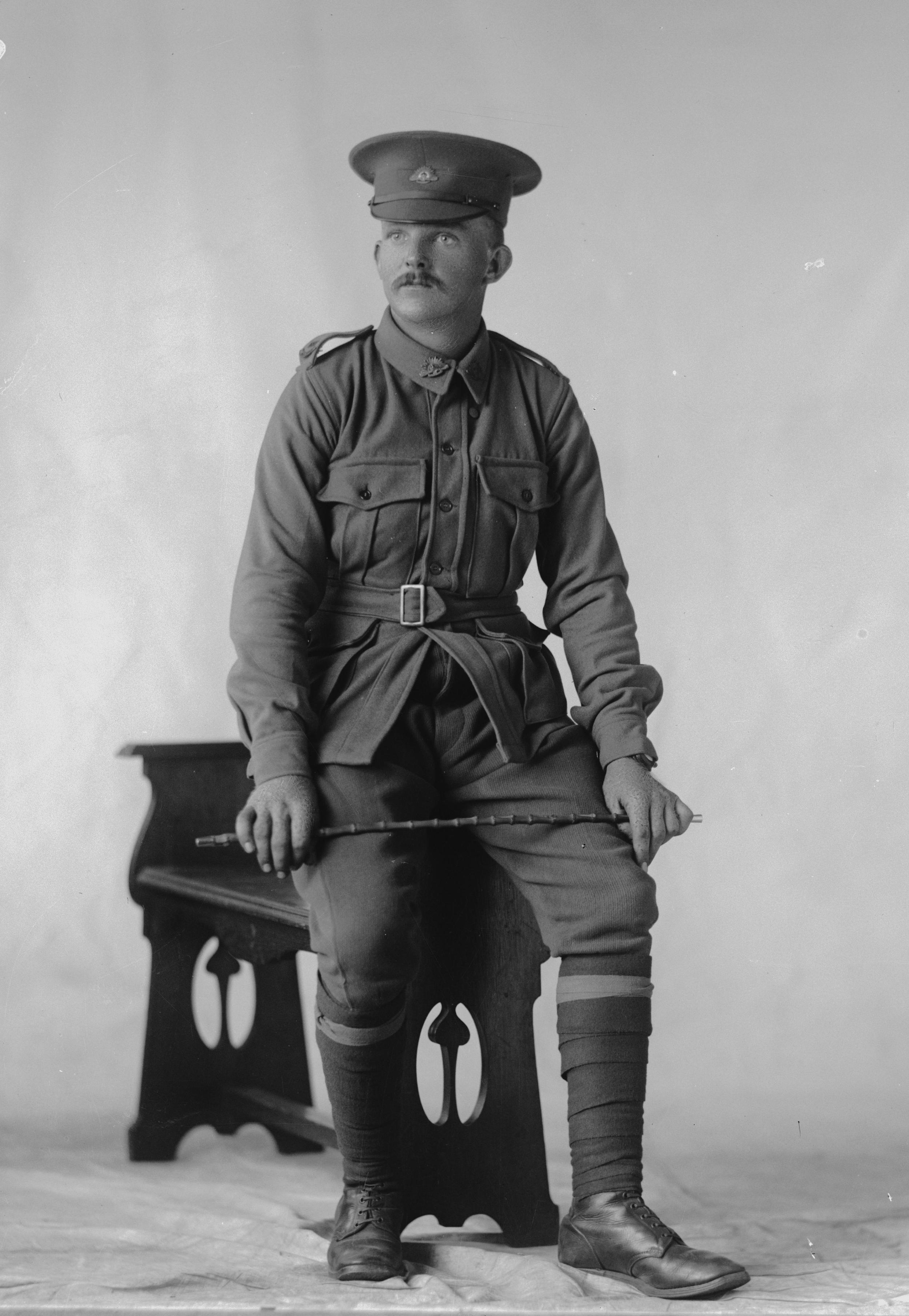 Photographed at the Dease Studio, 117 Barrack Street Perth WA Image courtesy of the State Library of Western Australia:108191PD