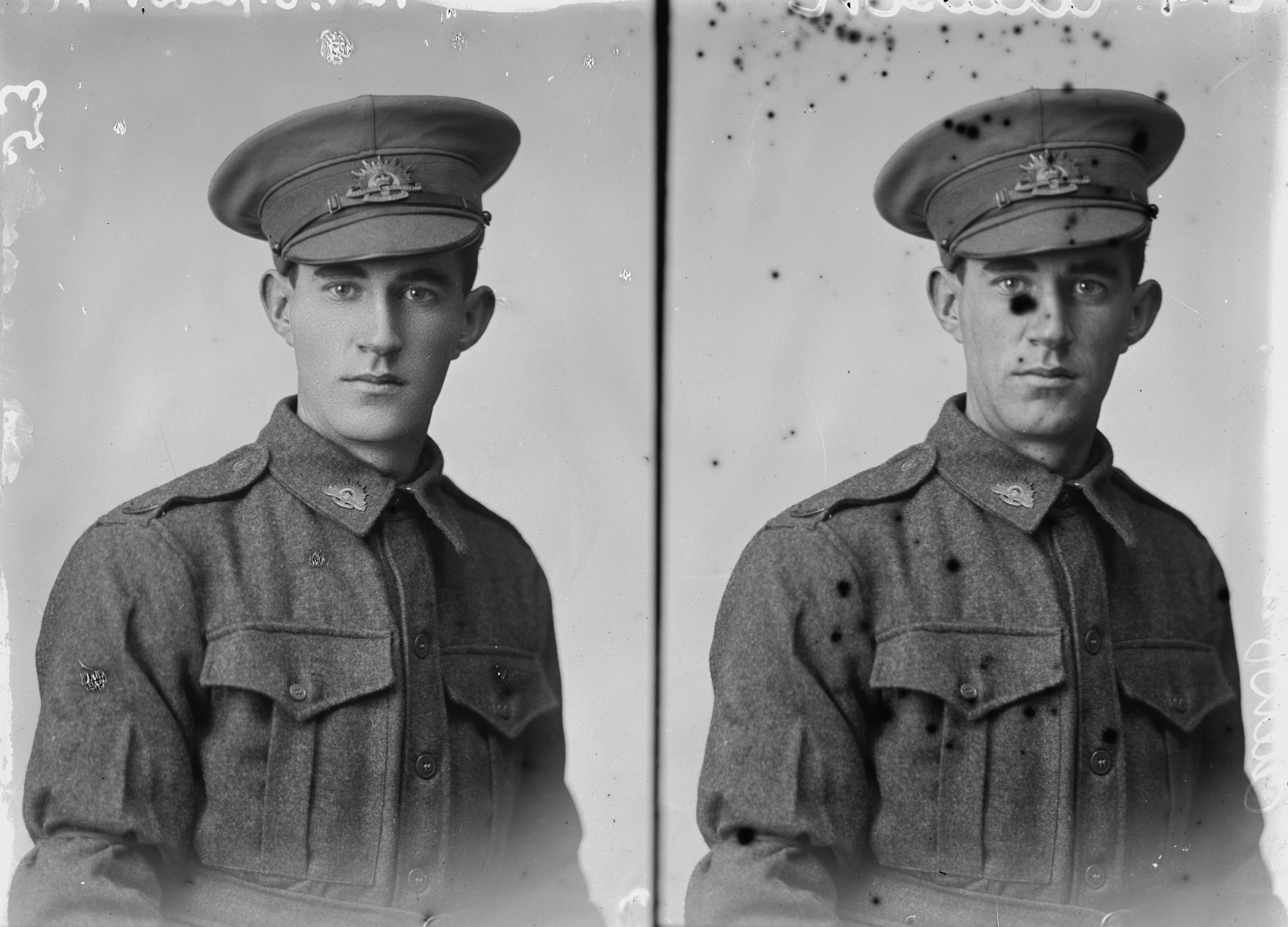 Photographed at the Dease Studio, 117 Barrack Street Perth WA   Image courtesy of the State Library of Western Australia:     108334PD