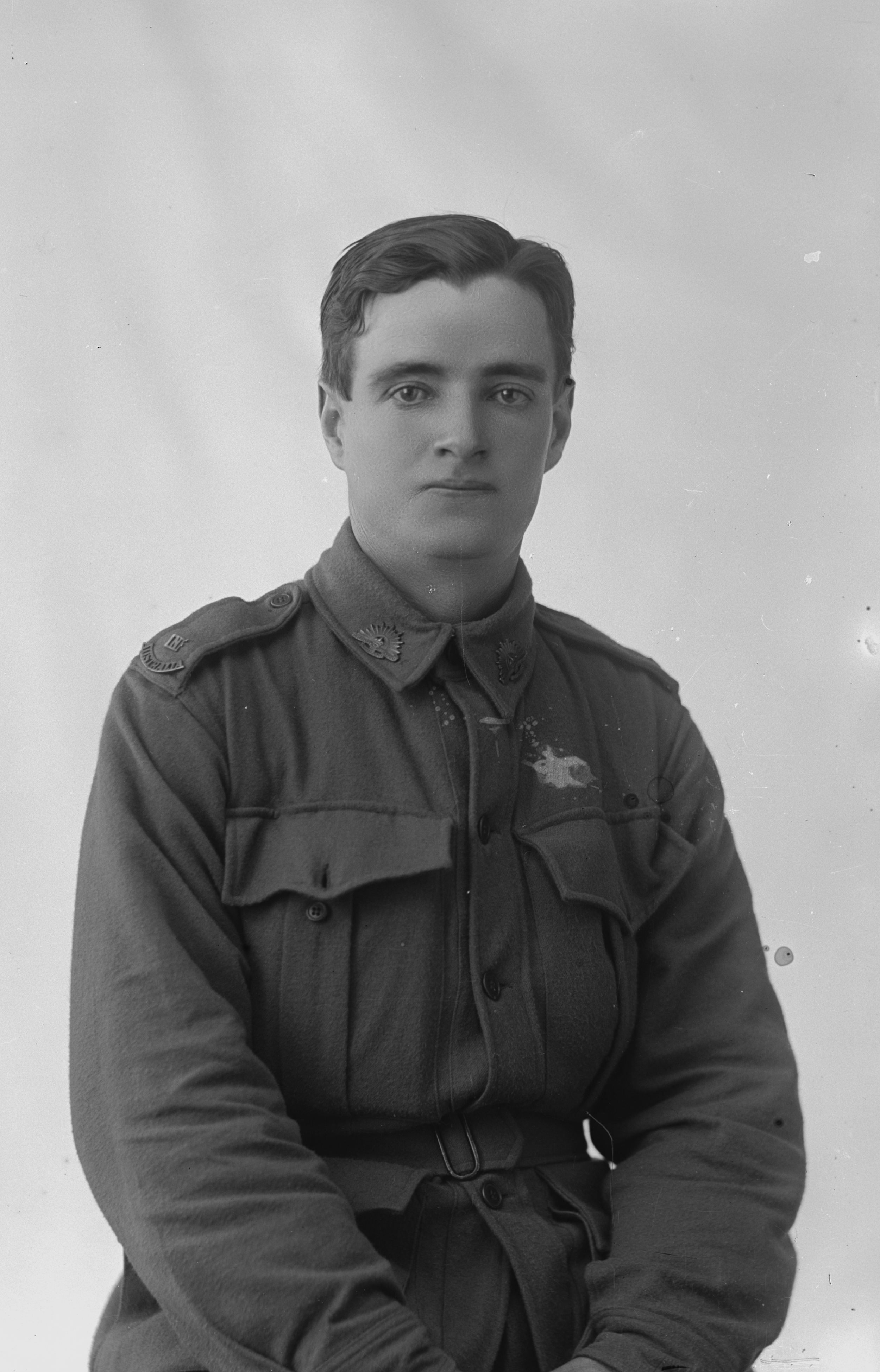 Photographed at the Dease Studio, 117 Barrack Street Perth WA Image courtesy of the State Library of Western Australia: 108182PD