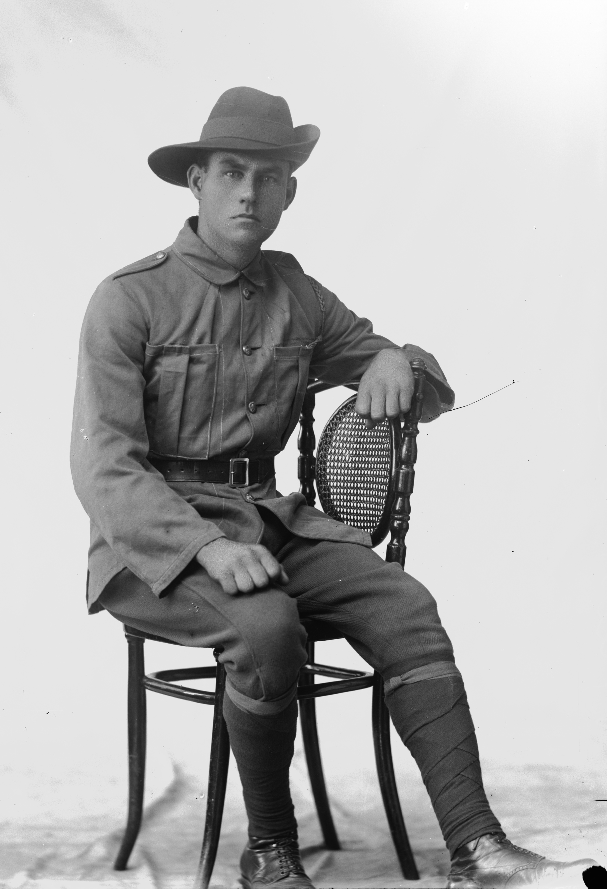 Photographed at the Dease Studio, 117 Barrack Street Perth WA Image courtesy of the State Library of Western Australia: 108606PD