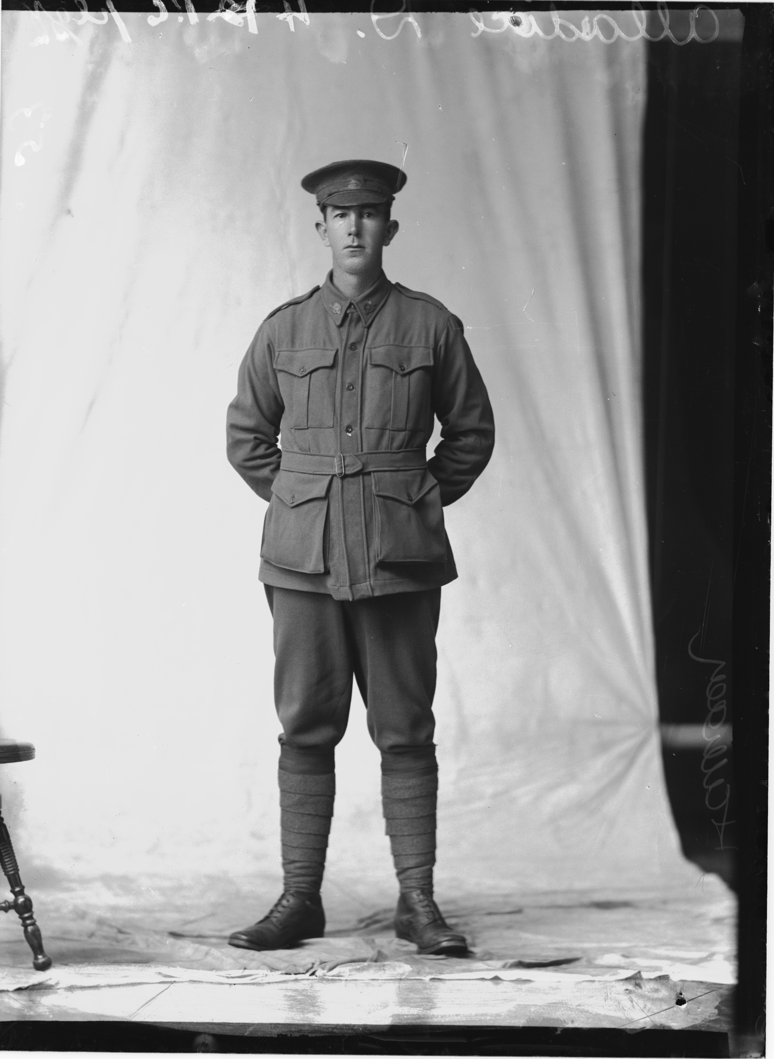 Photographed at the Dease Studio, 117 Barrack Street Perth WA Image courtesy of the State Library of Western Australia: 108332PD