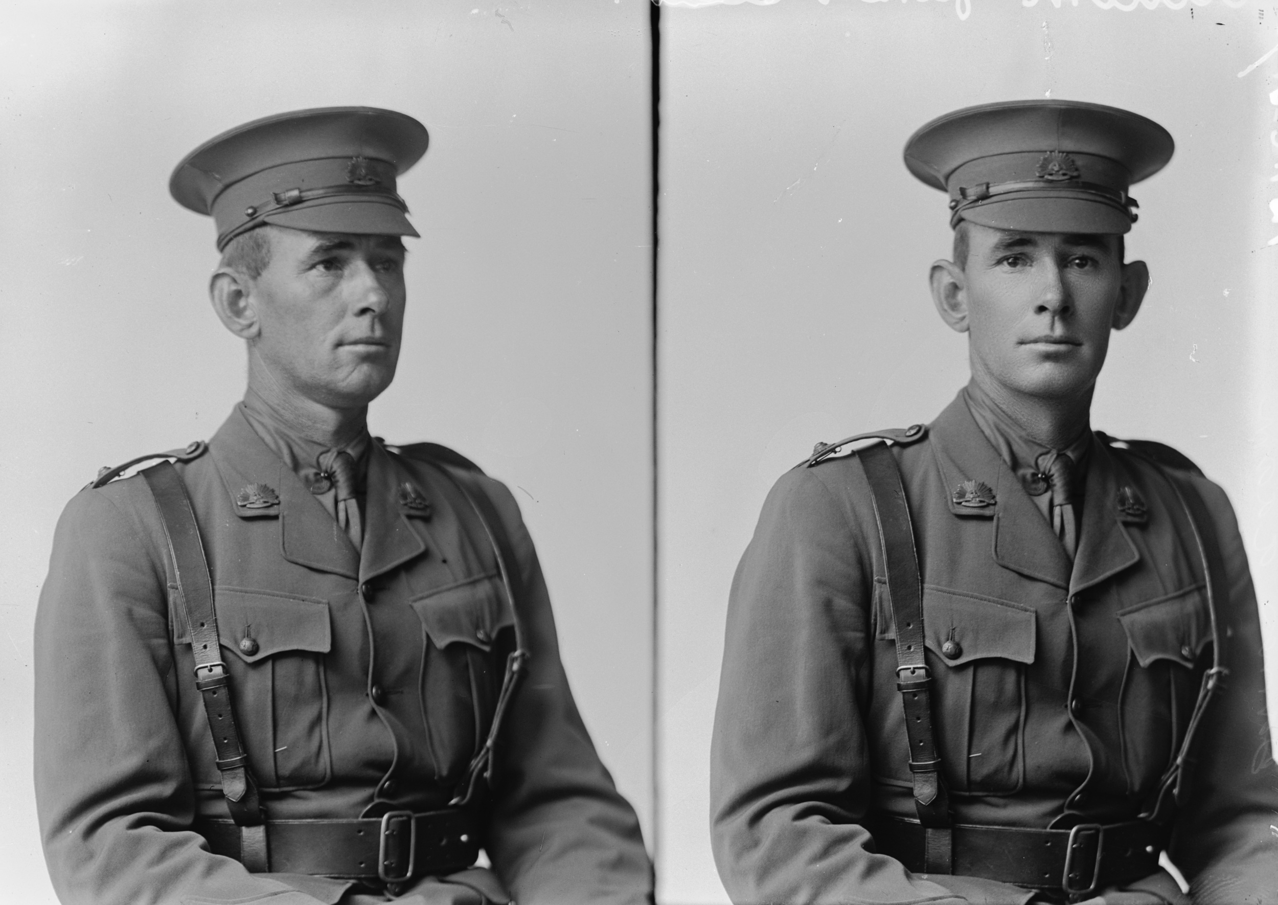 Photographed at the Dease Studio, 117 Barrack Street Perth WA Image courtesy of the State Library of Western Australia: 108199PD