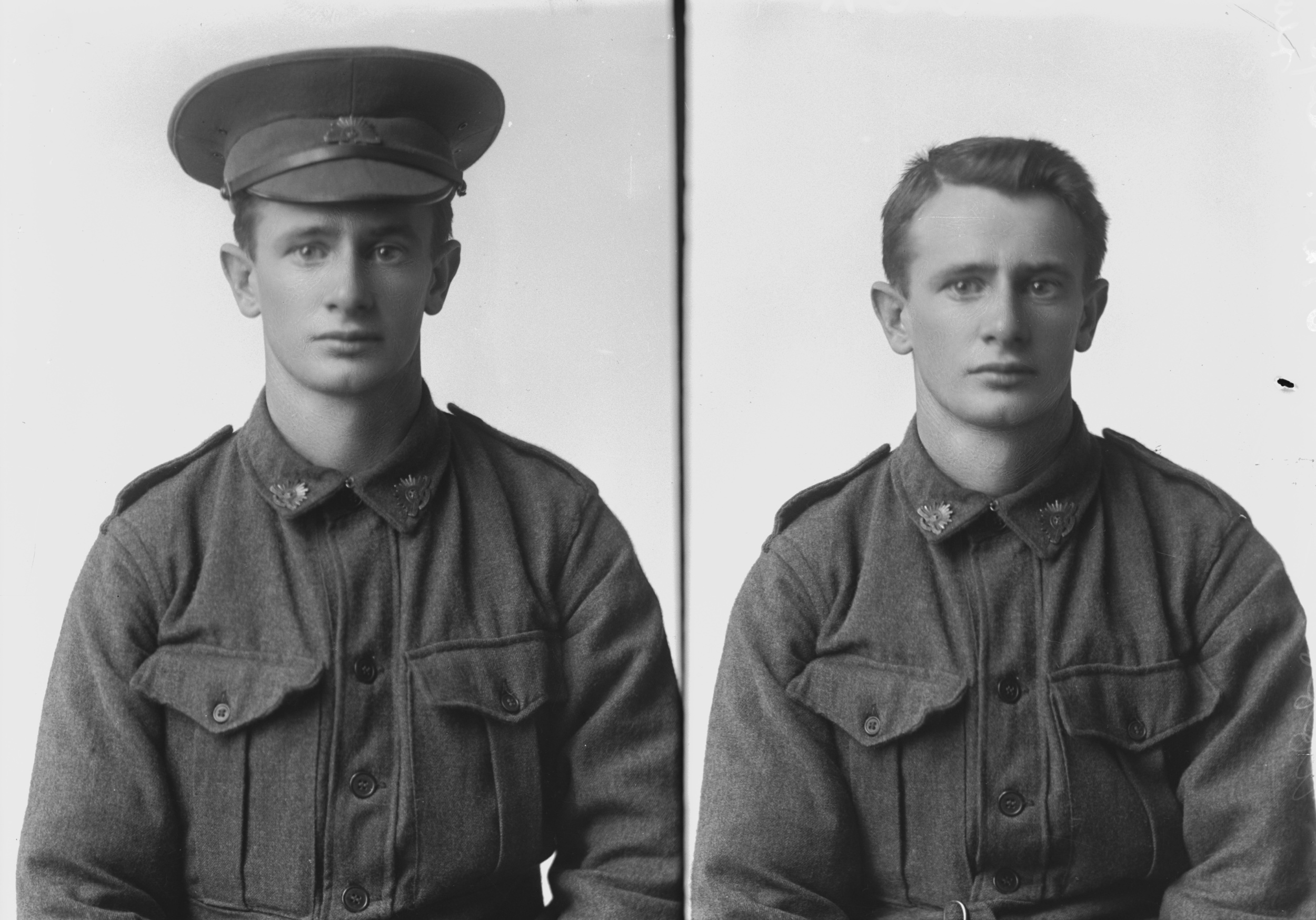 Photographed at the Dease Studio, 117 Barrack Street Perth WA Image courtesy of the State Library of Western Australia: 108201PD