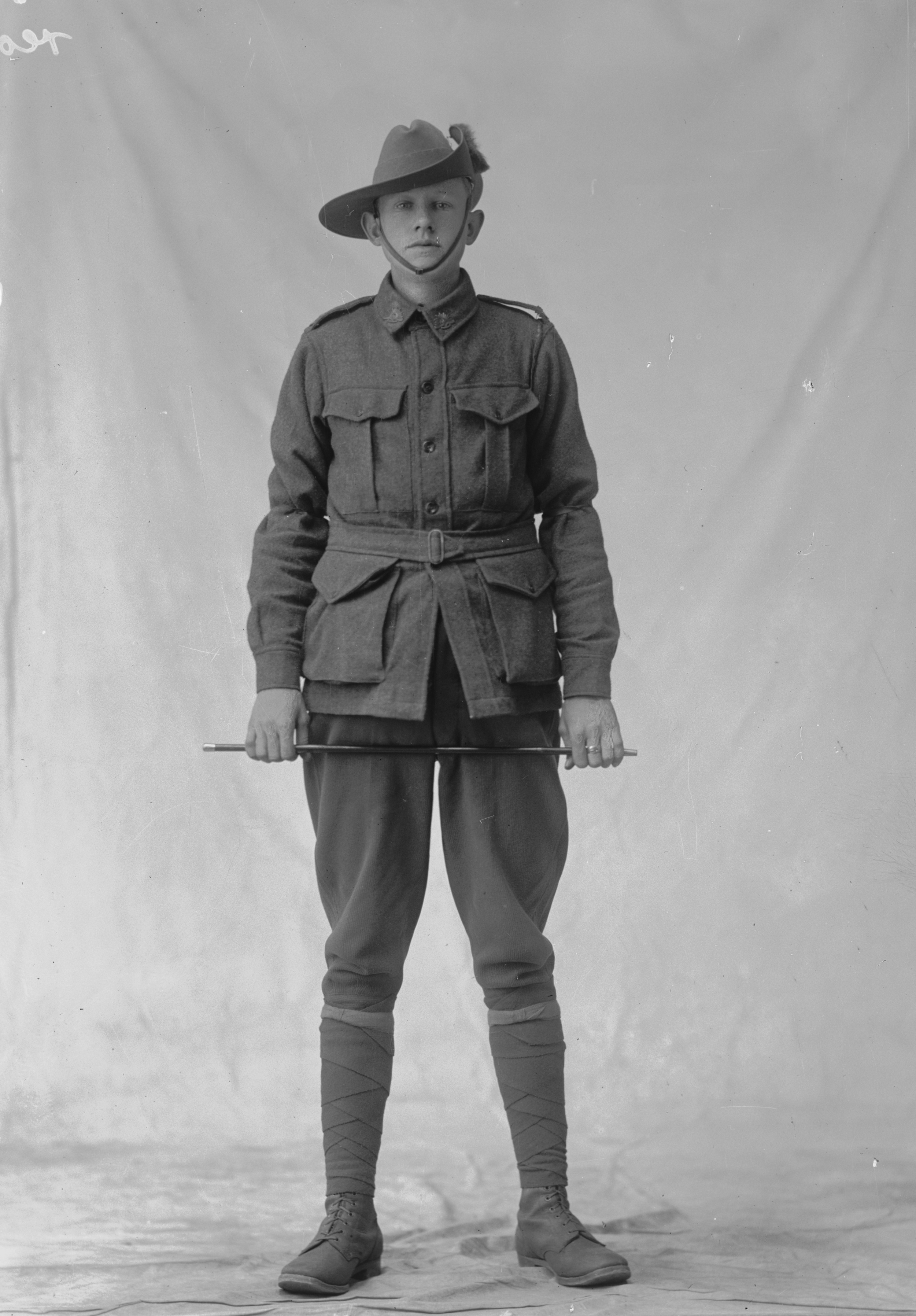Photographed at the Dease Studio, 117 Barrack Street Perth WA Image courtesy of the State Library of Western Australia: 108122PD