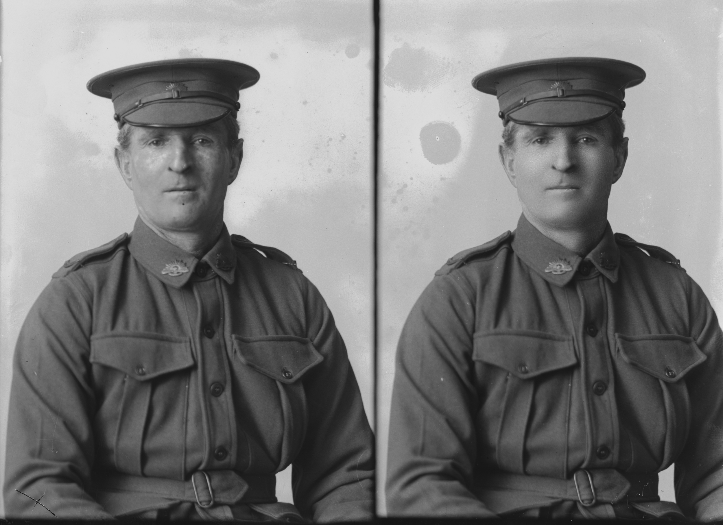 Photographed at the Dease Studio, 117 Barrack Street Perth WA Image courtesy of the State Library of Western Australia: 108363PD