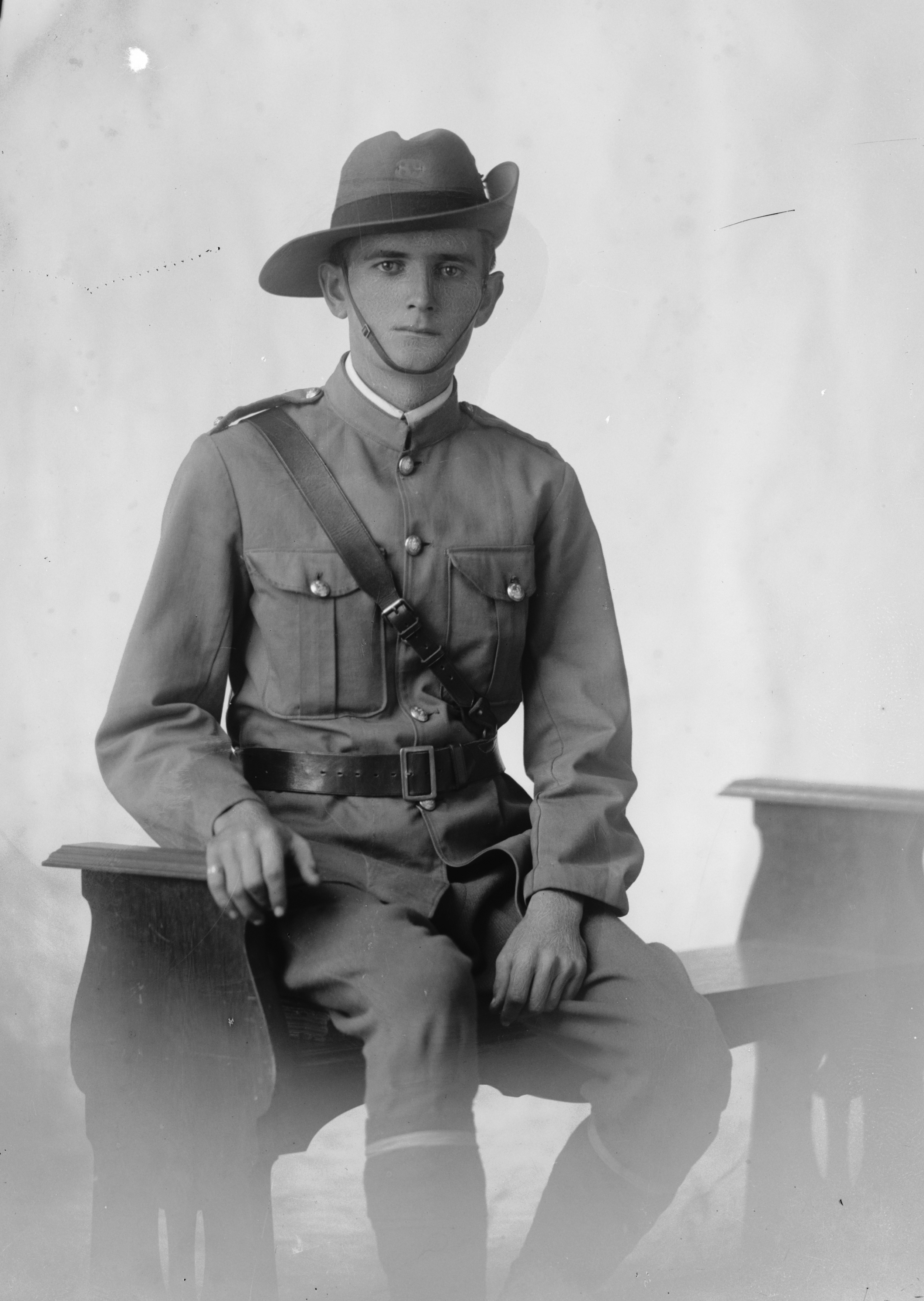 Photographed at the Dease Studio, 117 Barrack Street Perth WA Image courtesy of the State Library of Western Australia: 108130PD
