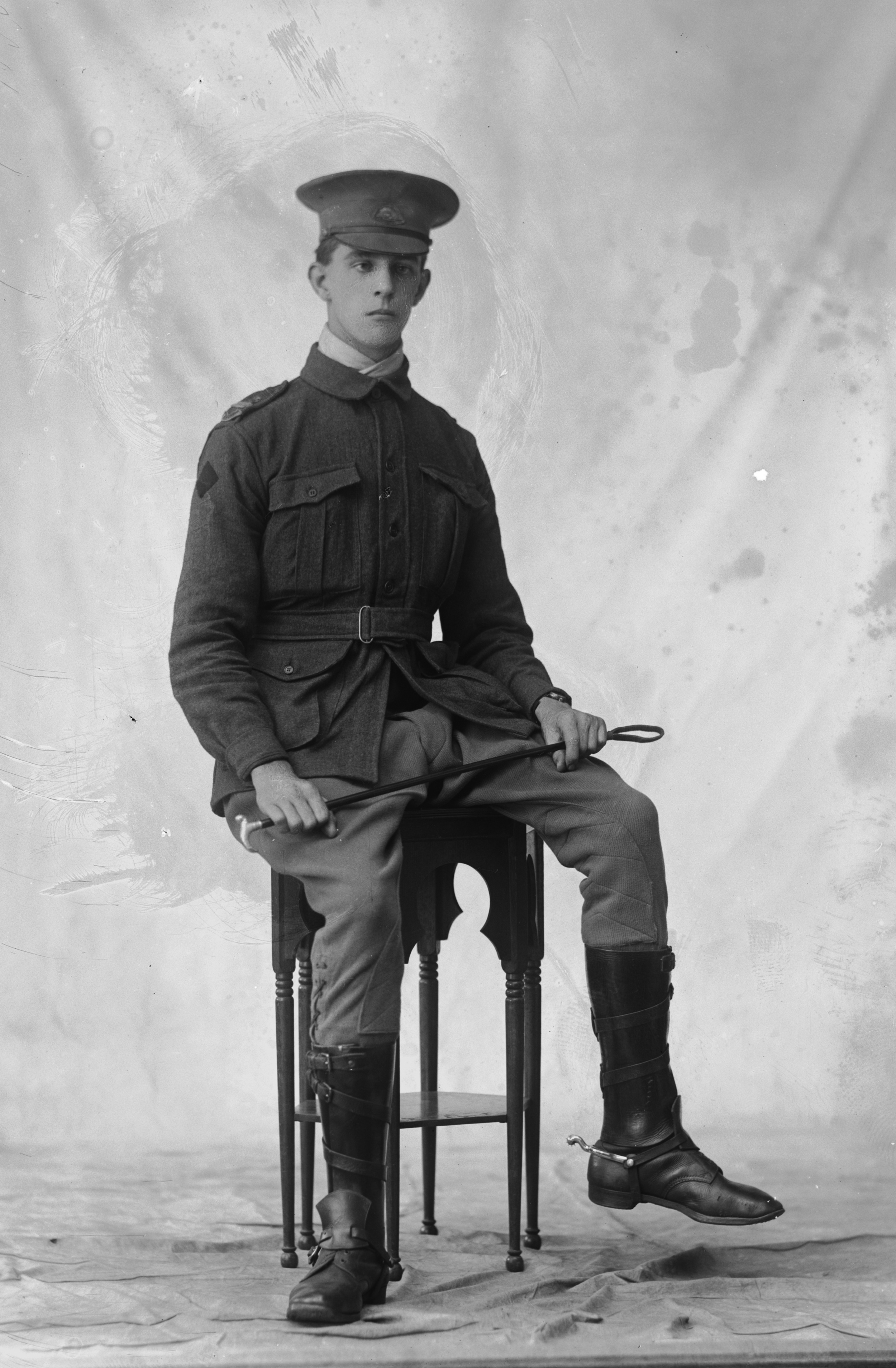 Photographed at the Dease Studio, 117 Barrack Street Perth WA Image courtesy of the State Library of Western Australia: 108074PD