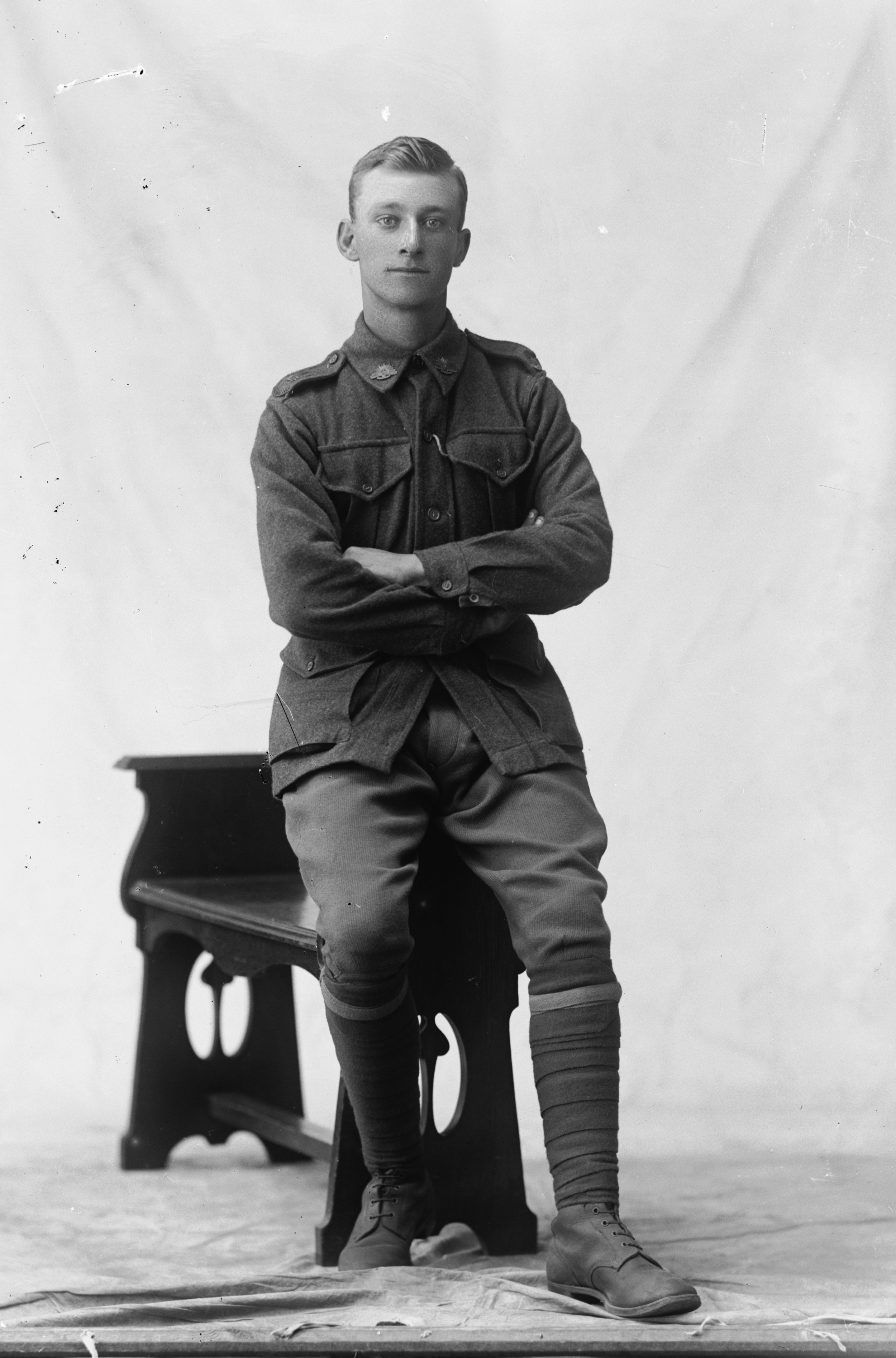 Photographed at the Dease Studio, 117 Barrack Street Perth WA Image courtesy of the State Library of Western Australia: 108232PD